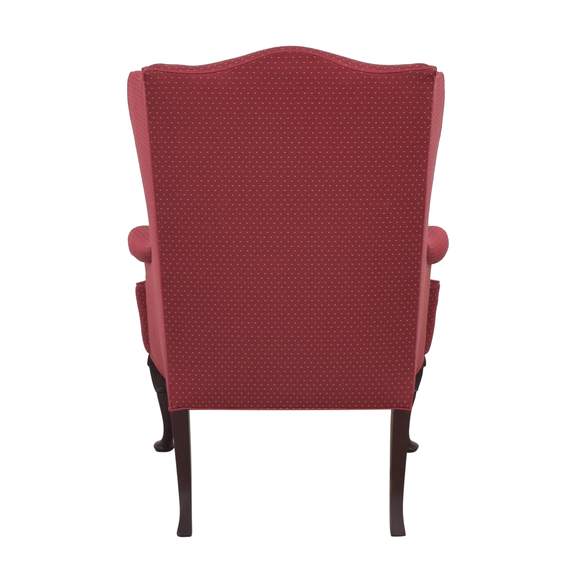 Hickory Chair Hickory Chair Wing Accent Chair Accent Chairs