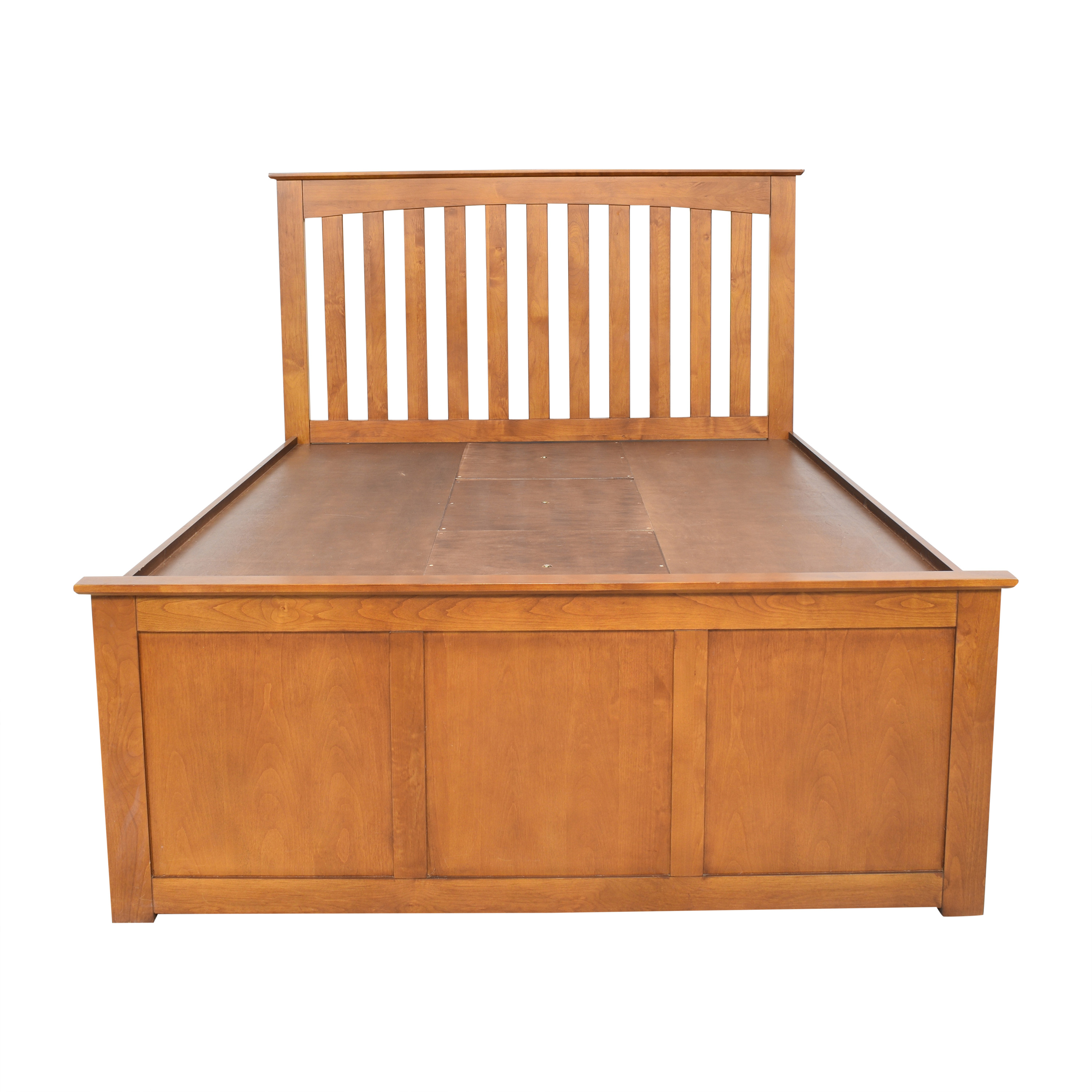 buy Raymour & Flanigan Everitt Queen Storage Bed Raymour & Flanigan Bed Frames