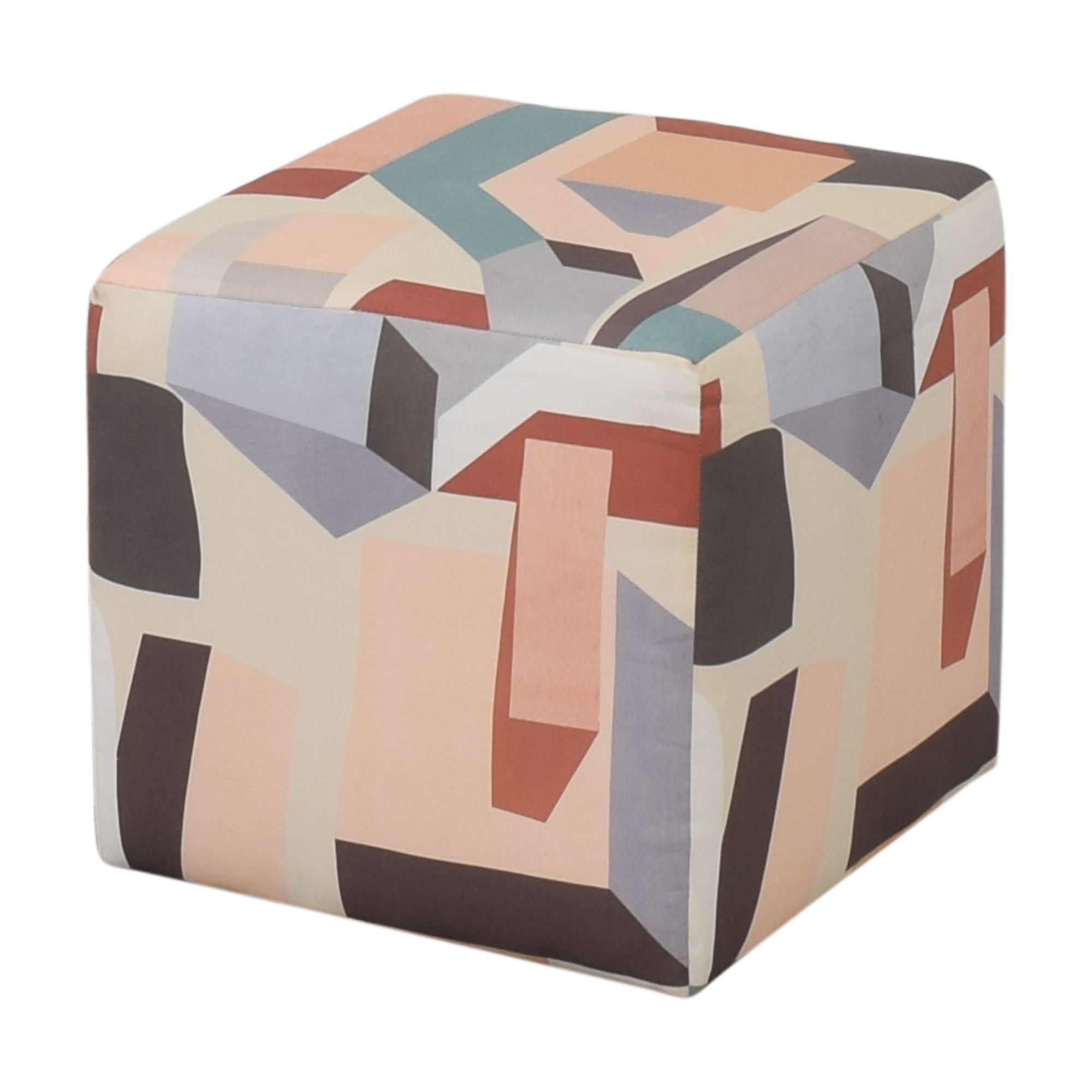buy Melio Cube Ottoman The Inside Chairs