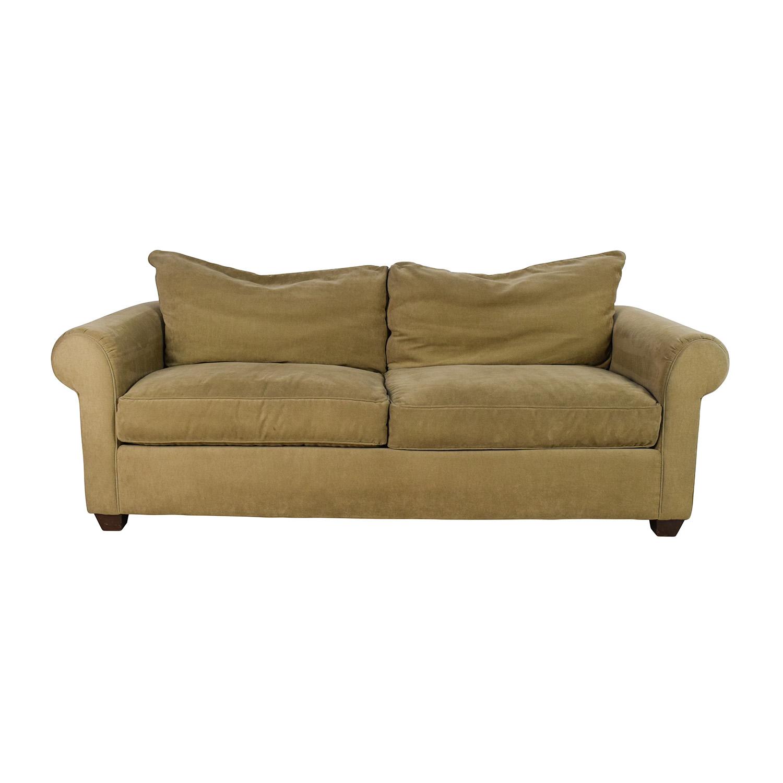 Urban Classics Urban Classics Makonnen Tan Sofa discount