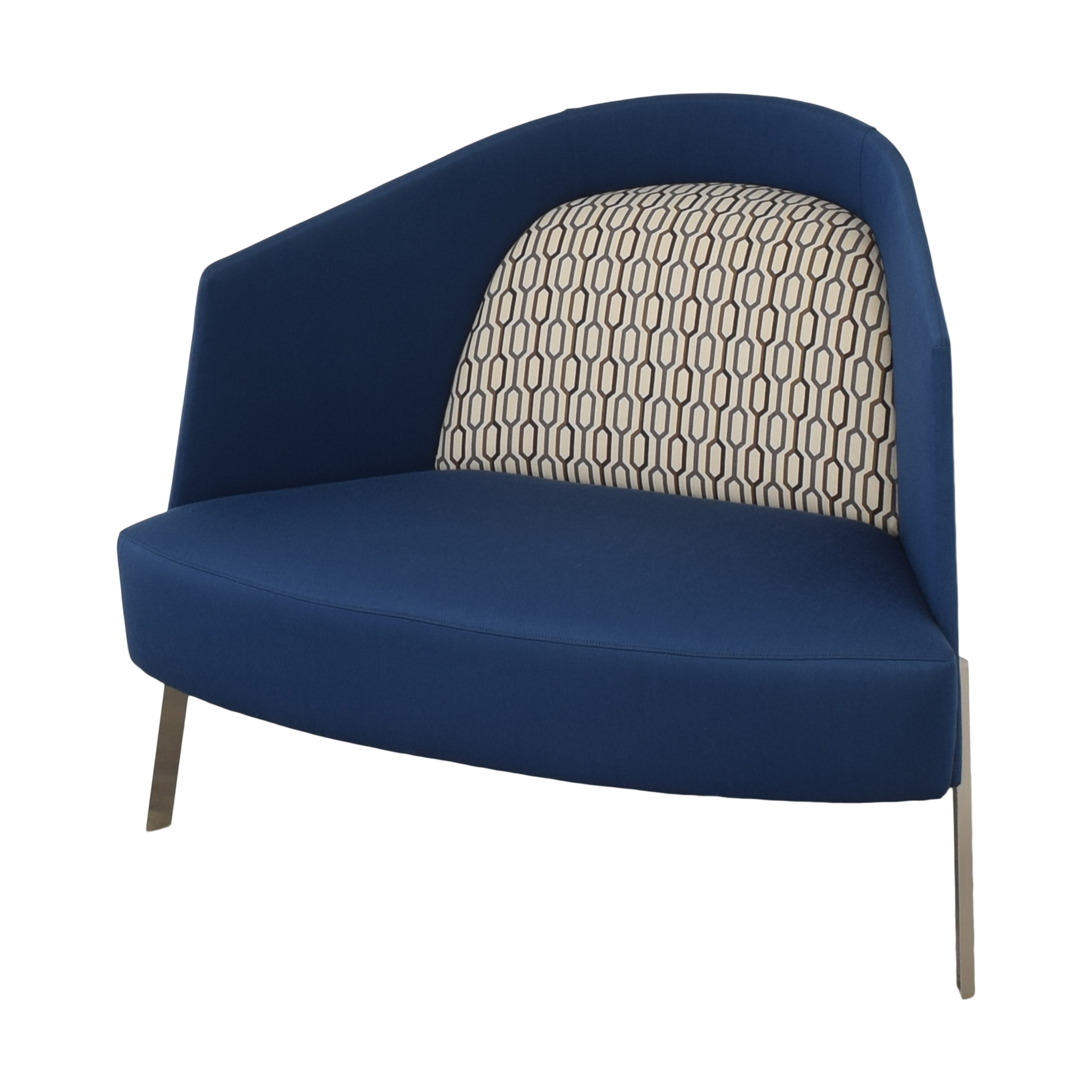 TK Collections Studio TK Fractals Lounge Chair Chairs