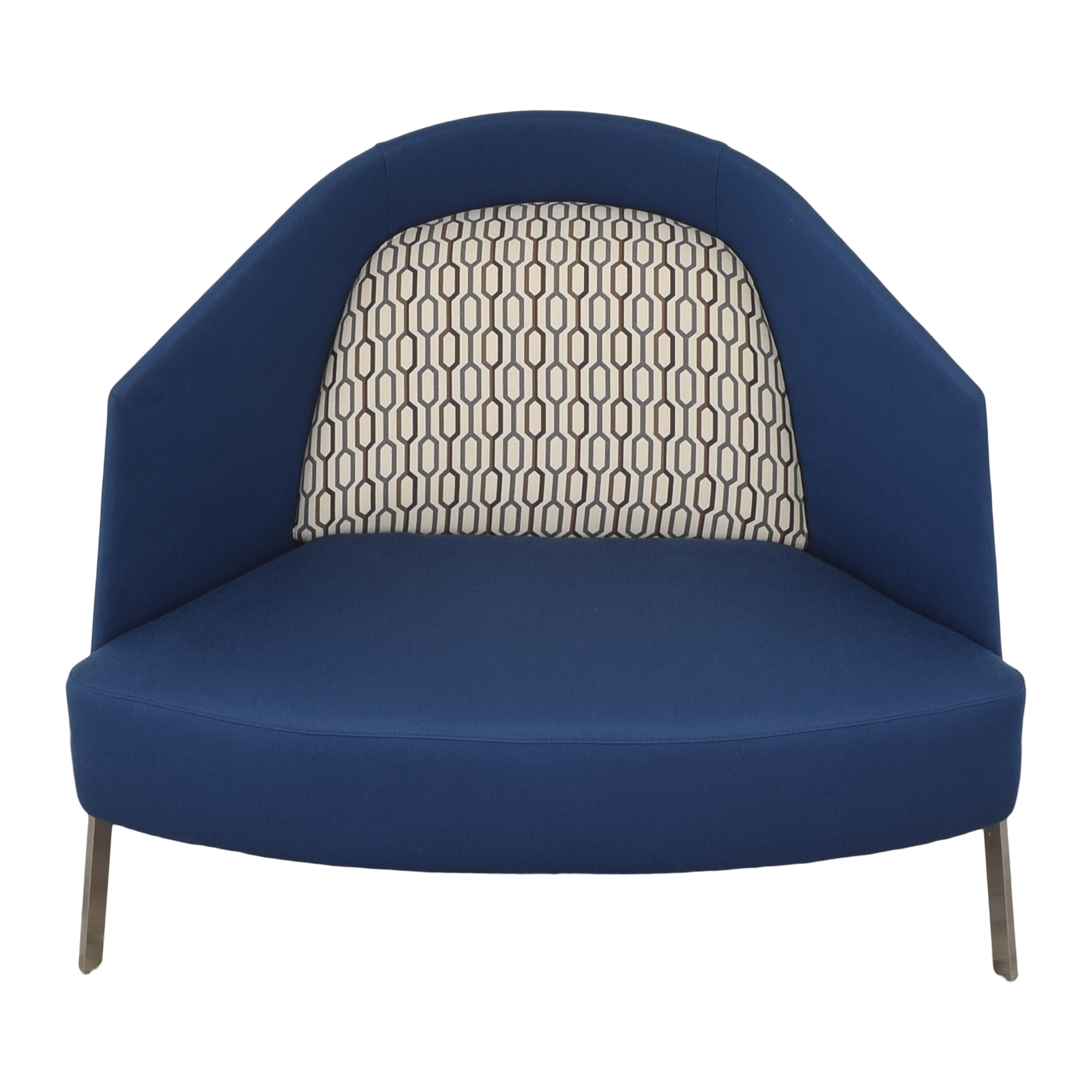 TK Collections Studio TK Fractals Lounge Chair ma