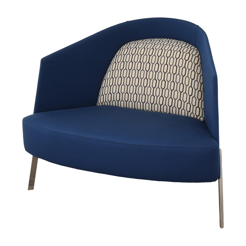 TK Collections Studio TK Fractals Lounge Chair nj