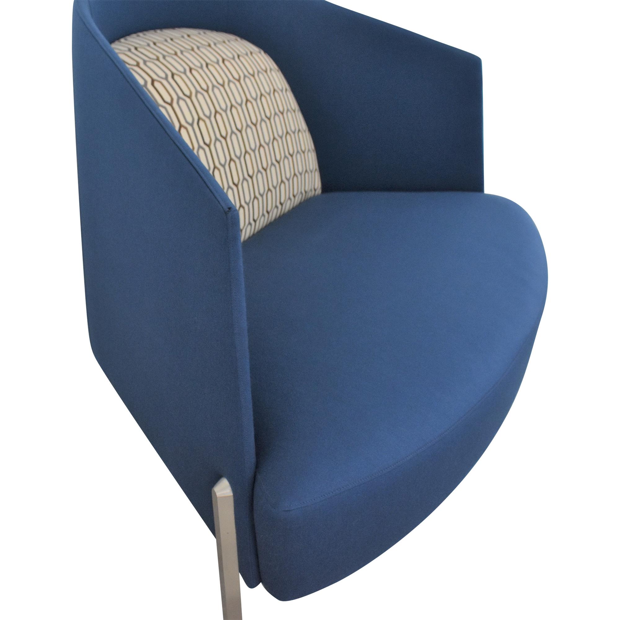 buy TK Collections Studio TK Fractals Lounge Chair online