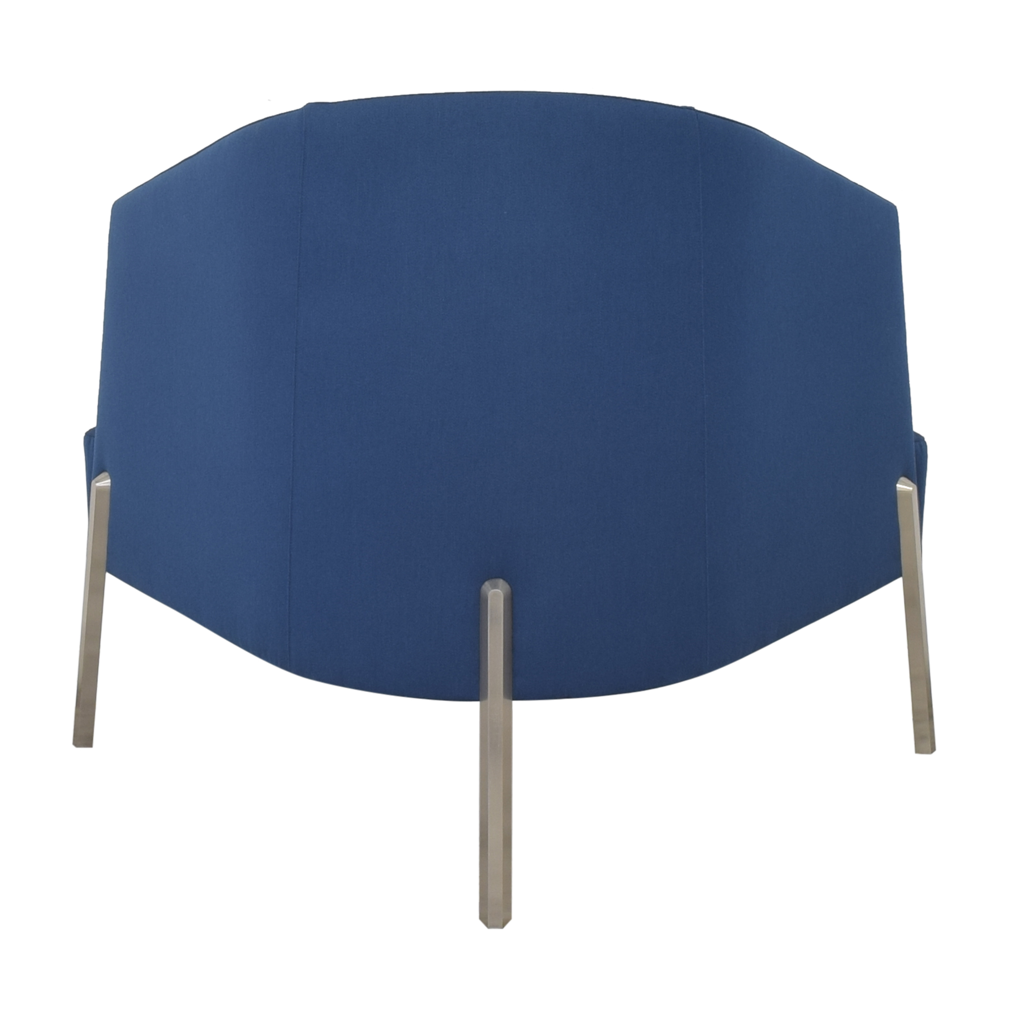 TK Collections Studio TK Fractals Lounge Chair pa