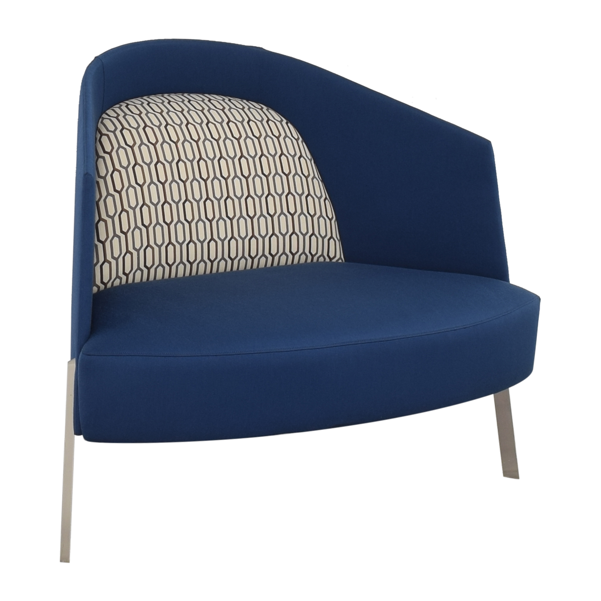 TK Collections Studio TK Fractals Lounge Chair nyc