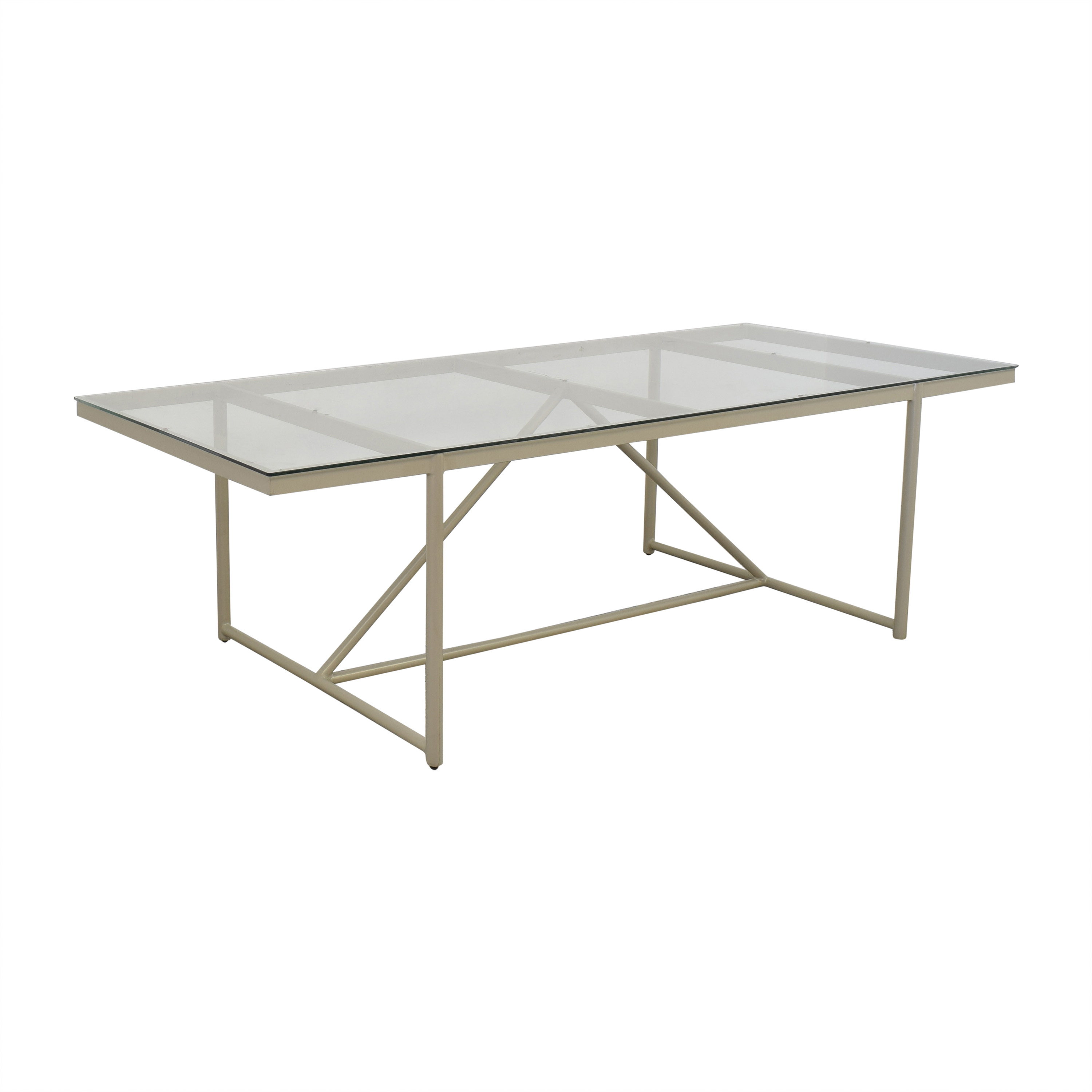 Frontgate Frontgate Enzo Rectangular Dining Table for sale