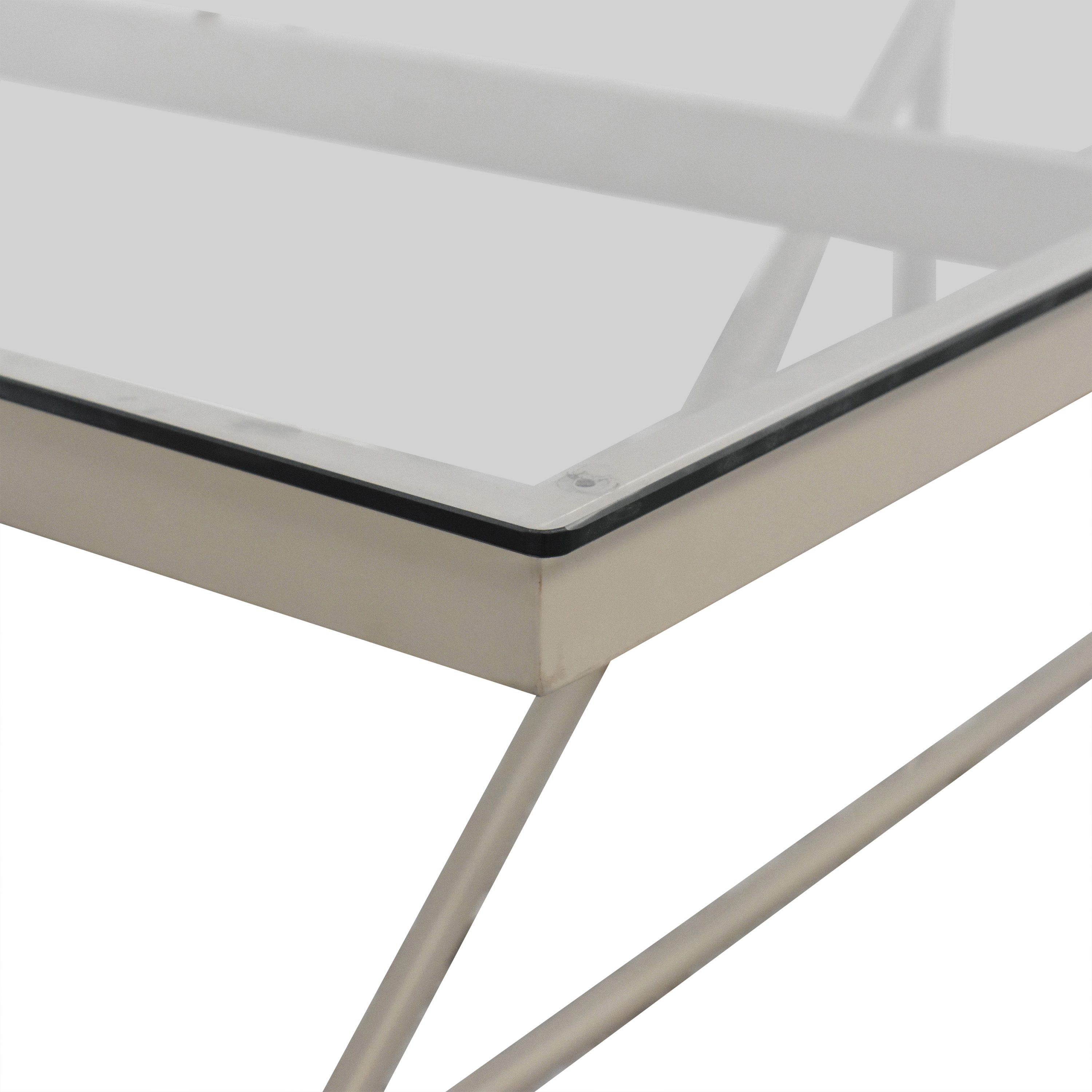 shop Frontgate Enzo Rectangular Dining Table Frontgate Tables