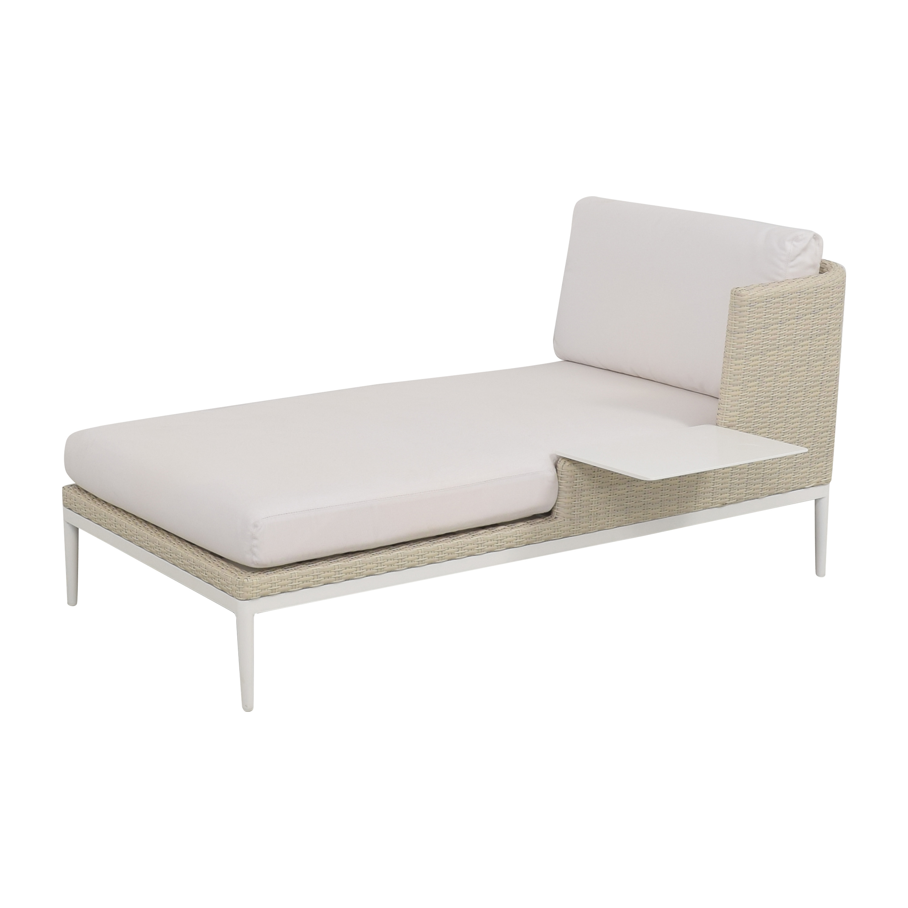 Frontgate Frontgate Porta Forma Palazzo Chaise with Table coupon