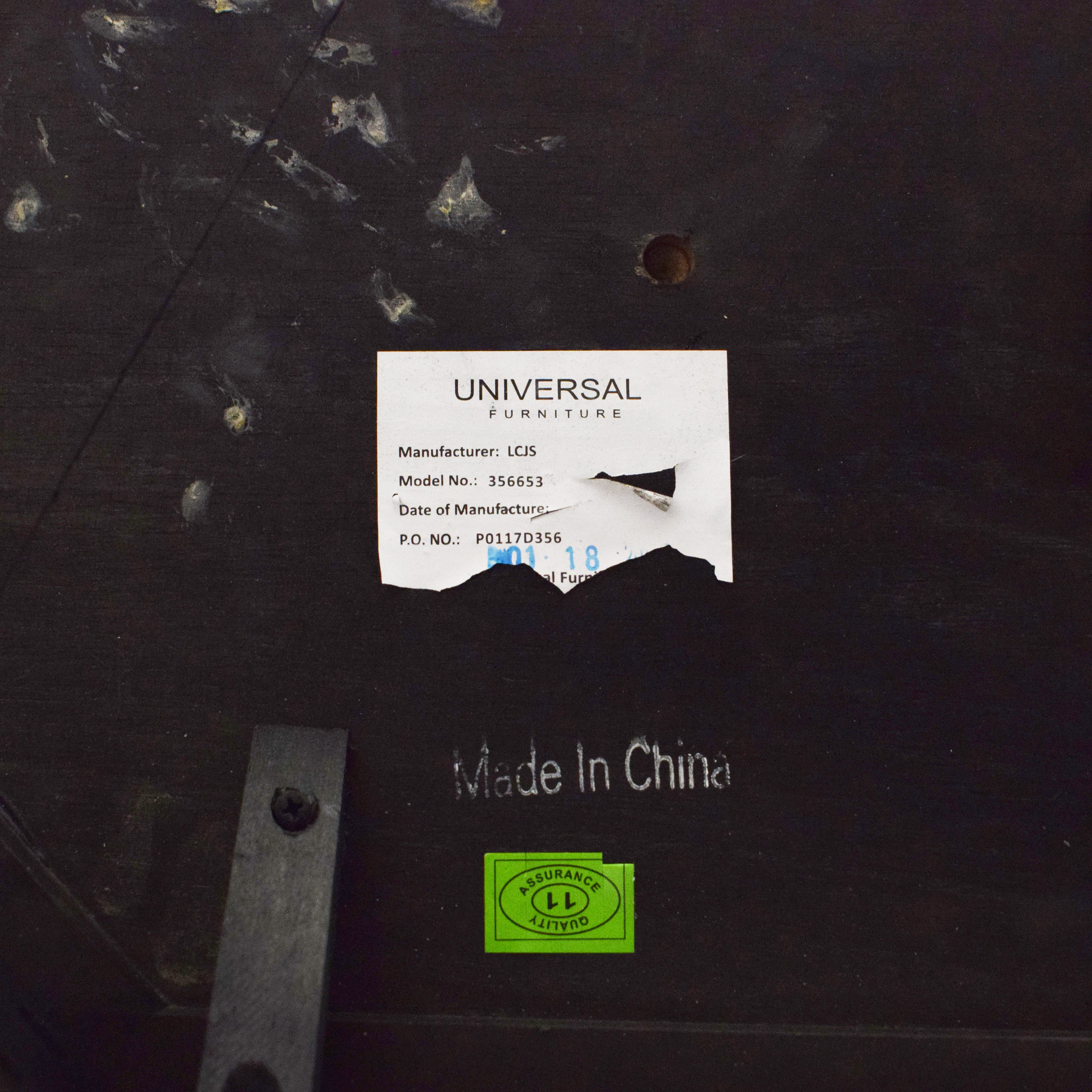 Universal Furniture Universal Furniture Proximity Dining Table nyc