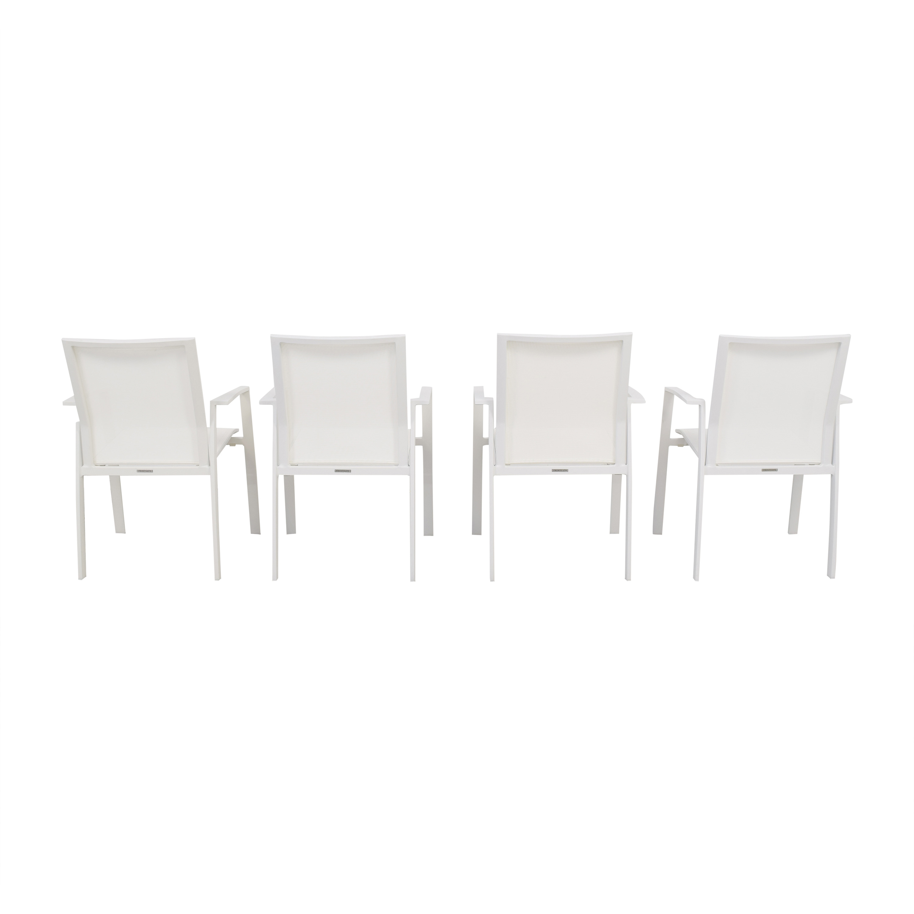 Frontgate Frontgate Newport Dining Chairs pa