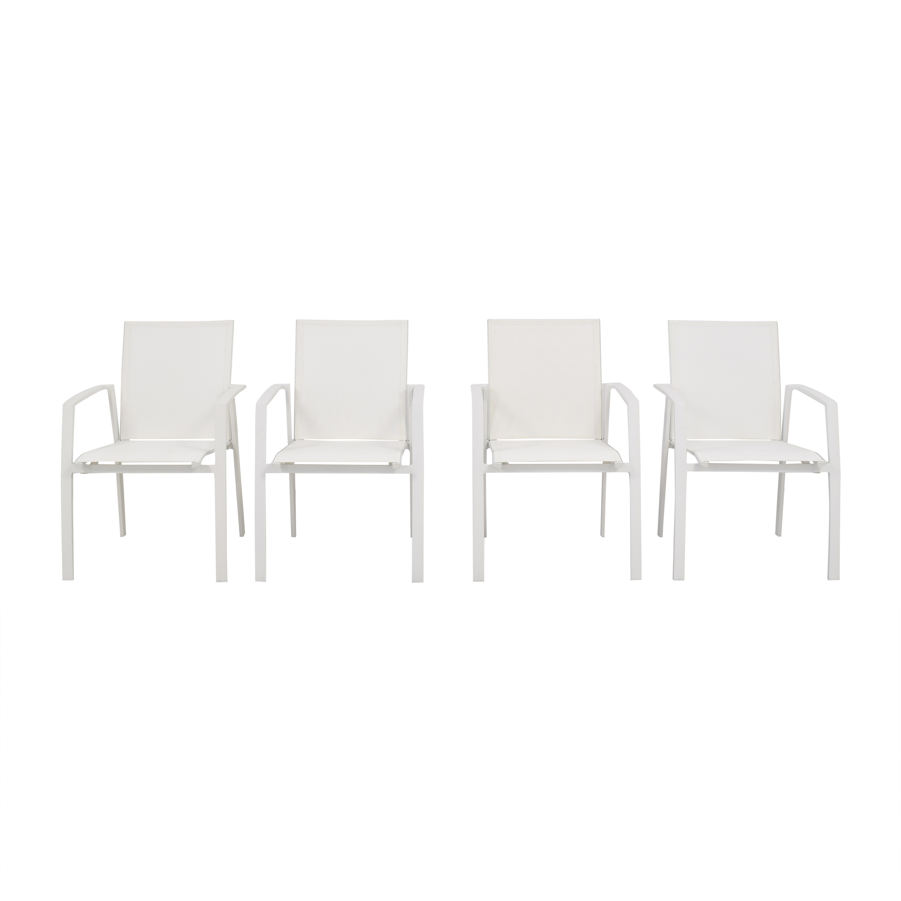 buy Frontgate Newport Dining Chairs Frontgate Chairs