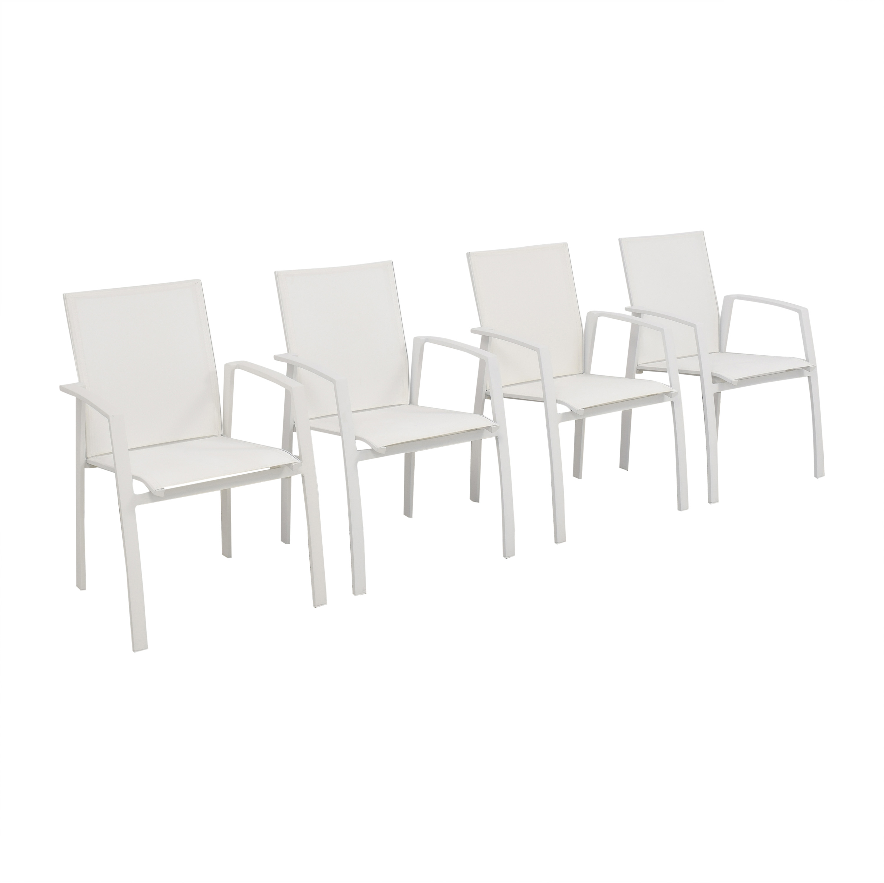 buy Frontgate Newport Dining Chairs Frontgate Dining Chairs