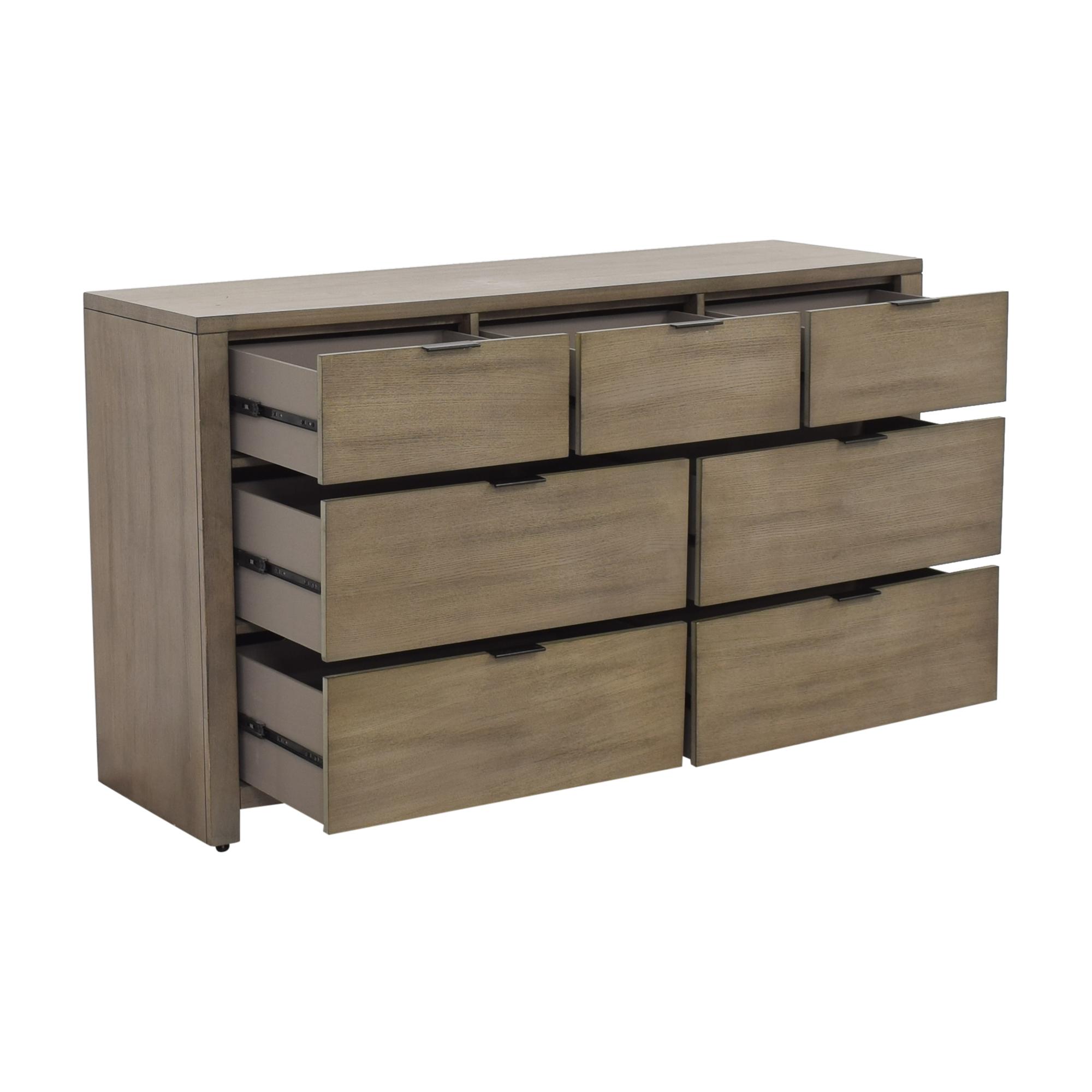 Macy's Tribeca 7 Drawer Dresser / Dressers