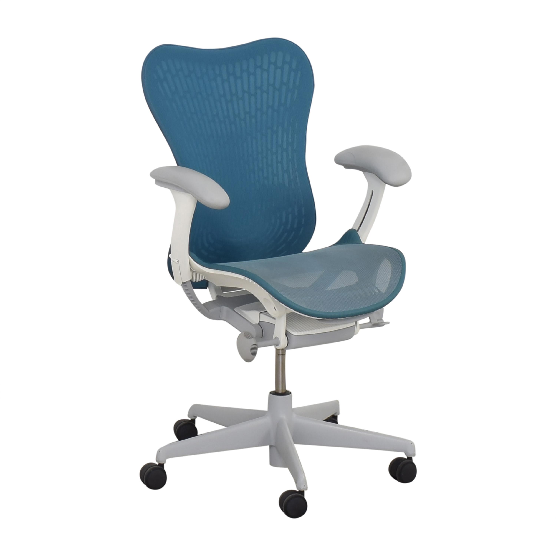shop Herman Miller Mirra Chair Herman Miller Home Office Chairs