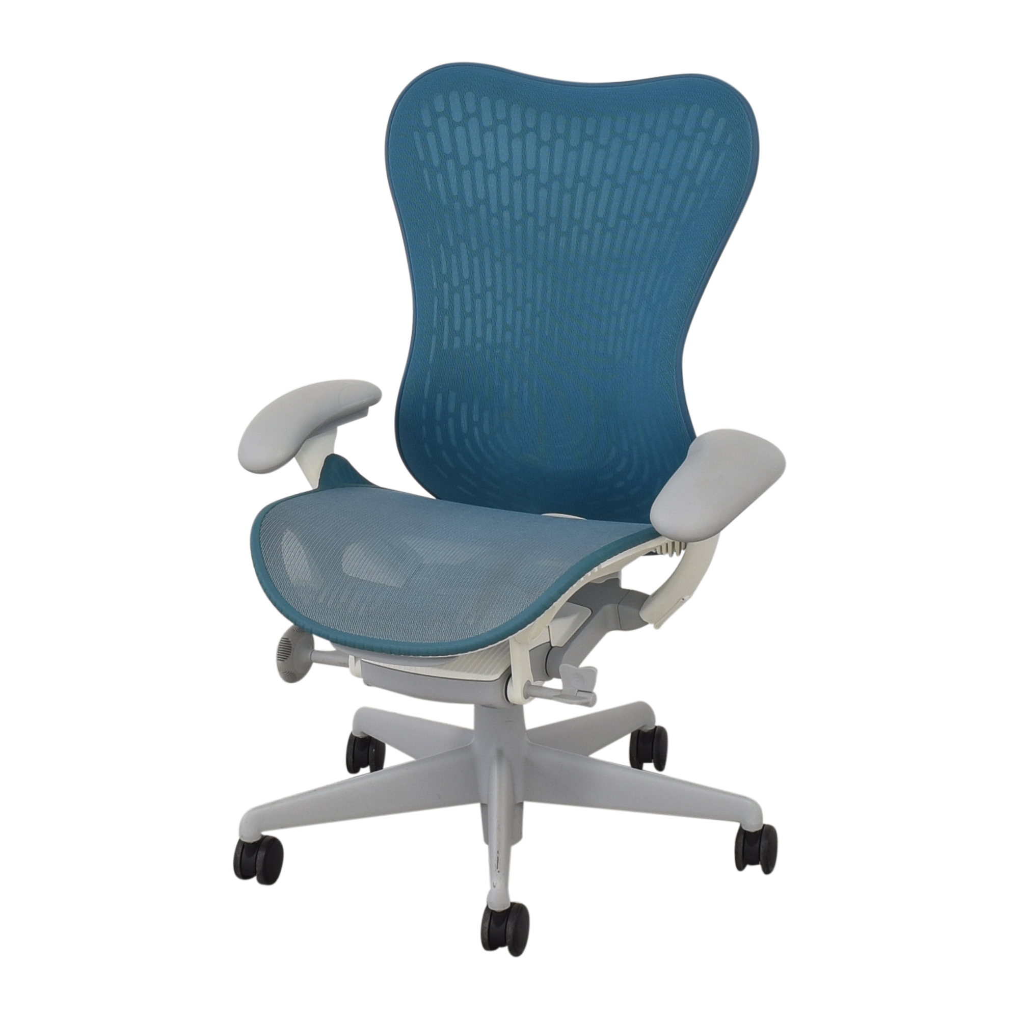 Herman Miller Herman Miller Mirra Chair dimensions