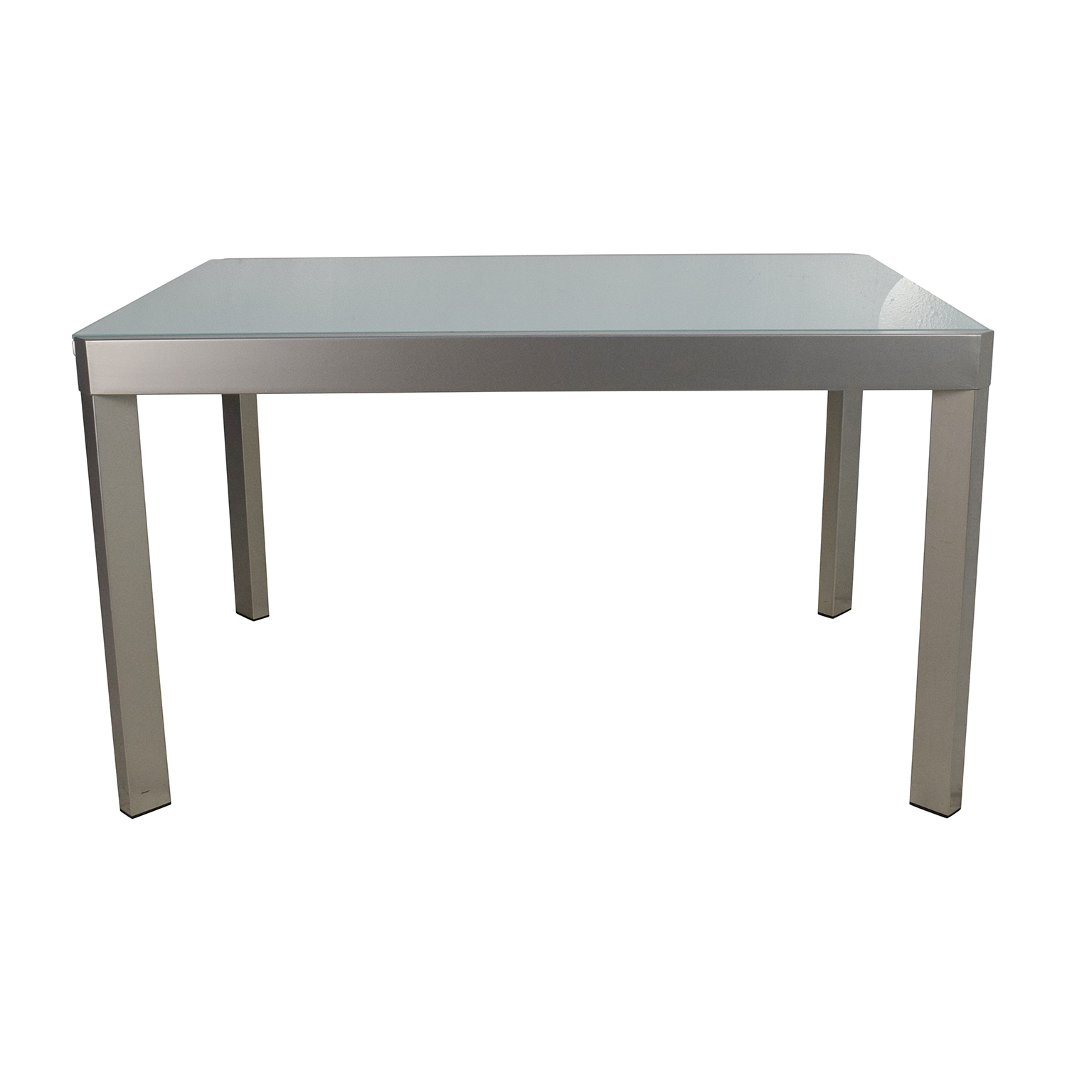 Calligaris Calligaris Extendable Glass Dining Table discount