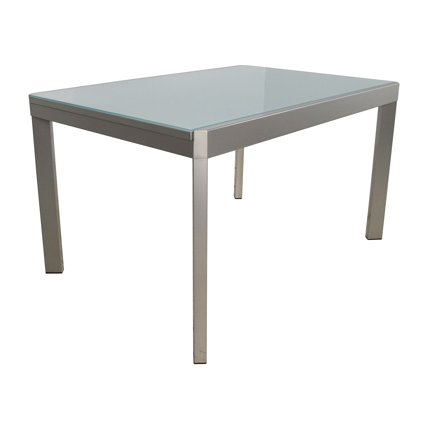 86 Off Calligaris Calligaris Extendable Glass Dining