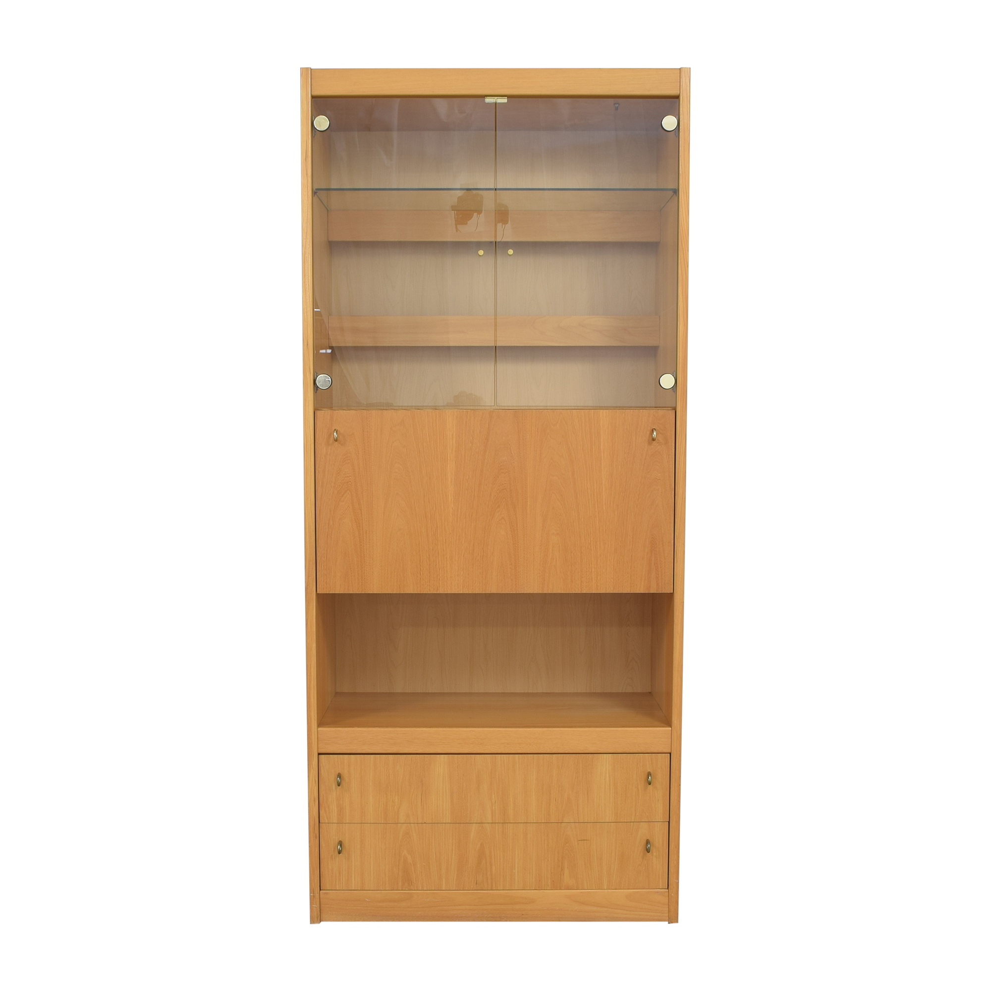 Macy's Macy's Large Lighted Cabinet price