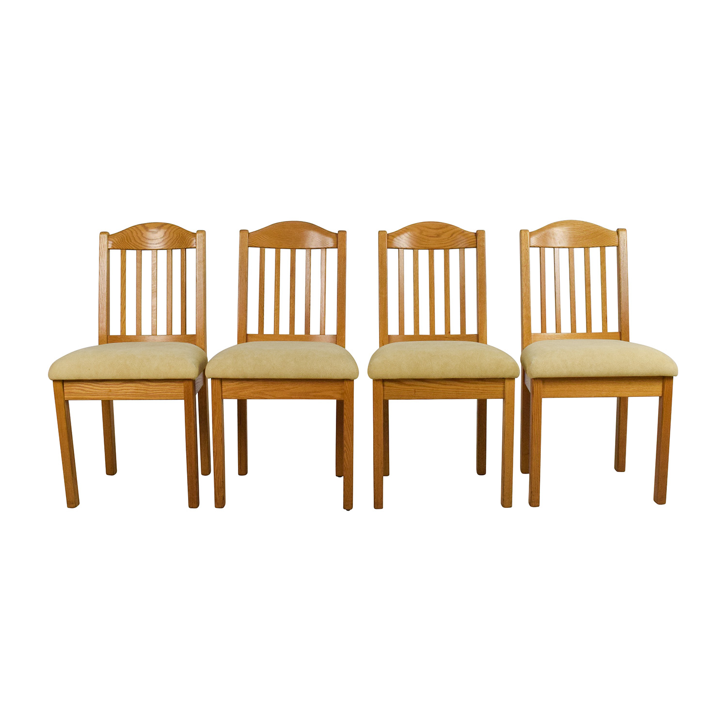 Set Of Wood Dining Chairs nj