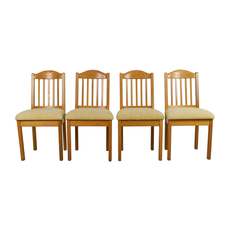 buy Set Of Wood Dining Chairs