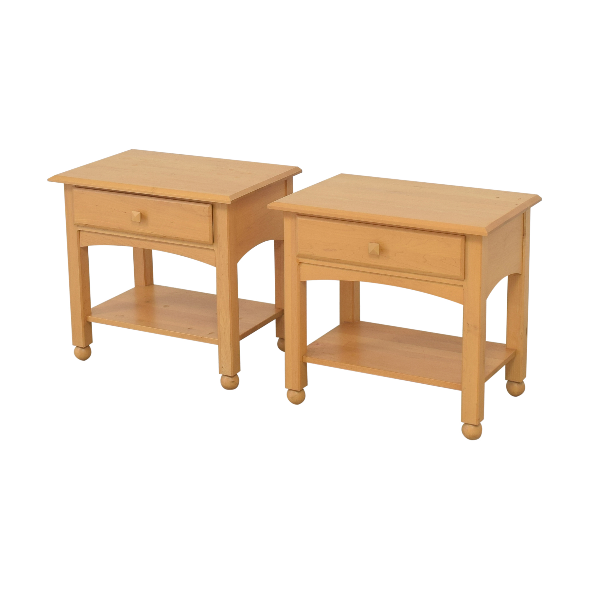 Ethan Allen Ethan Allen American Dimensions End Tables nyc