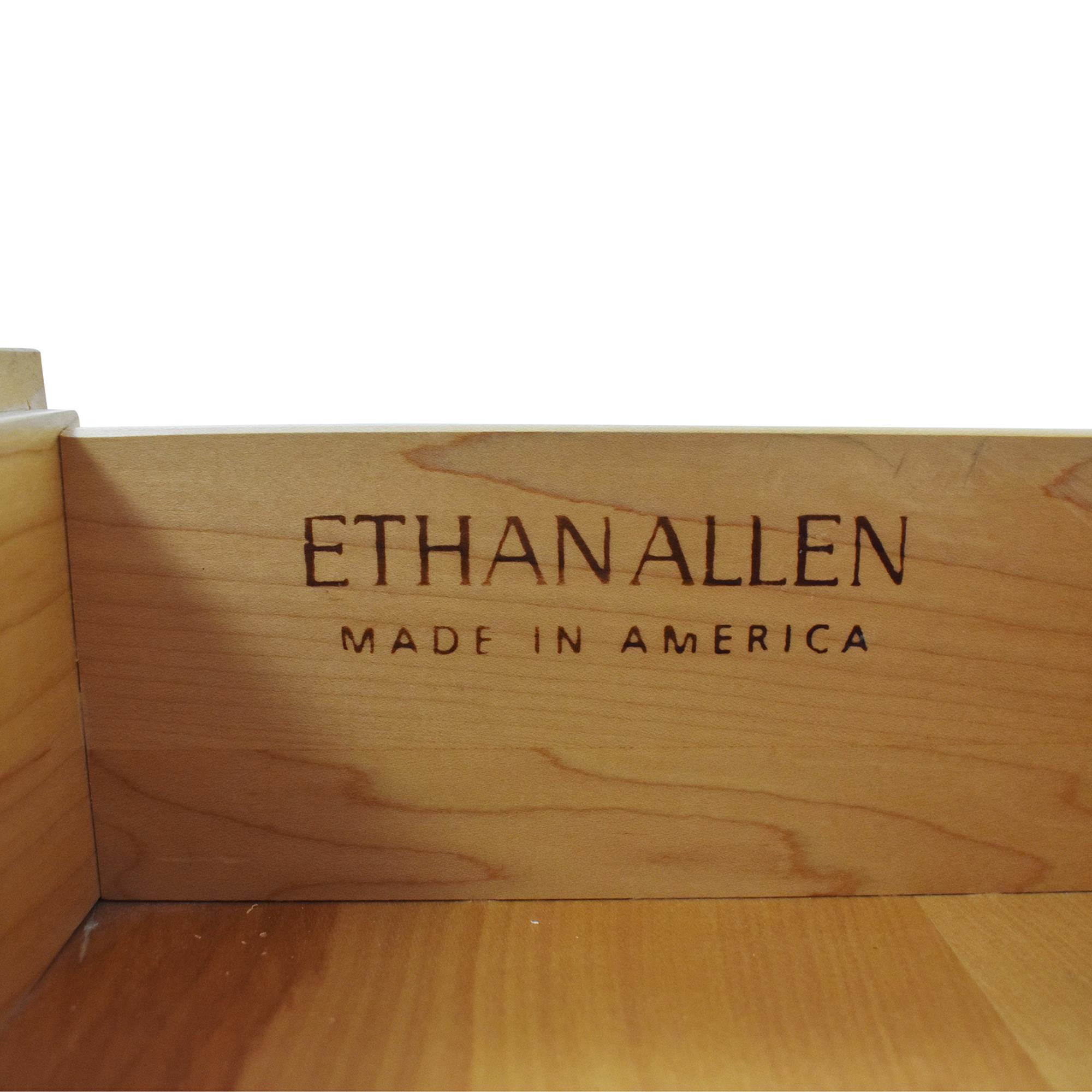Ethan Allen Ethan Allen American Dimensions End Tables discount