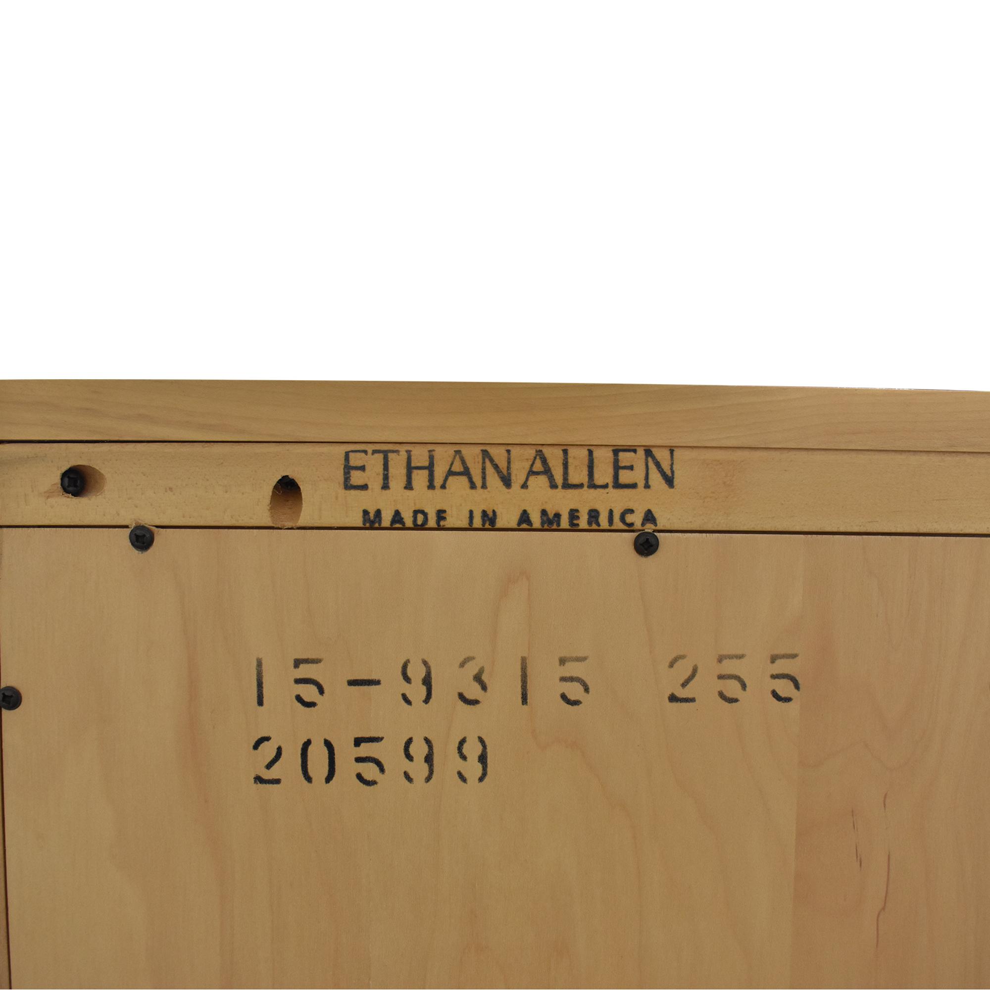 Ethan Allen American Dimensions Bookshelf Ethan Allen