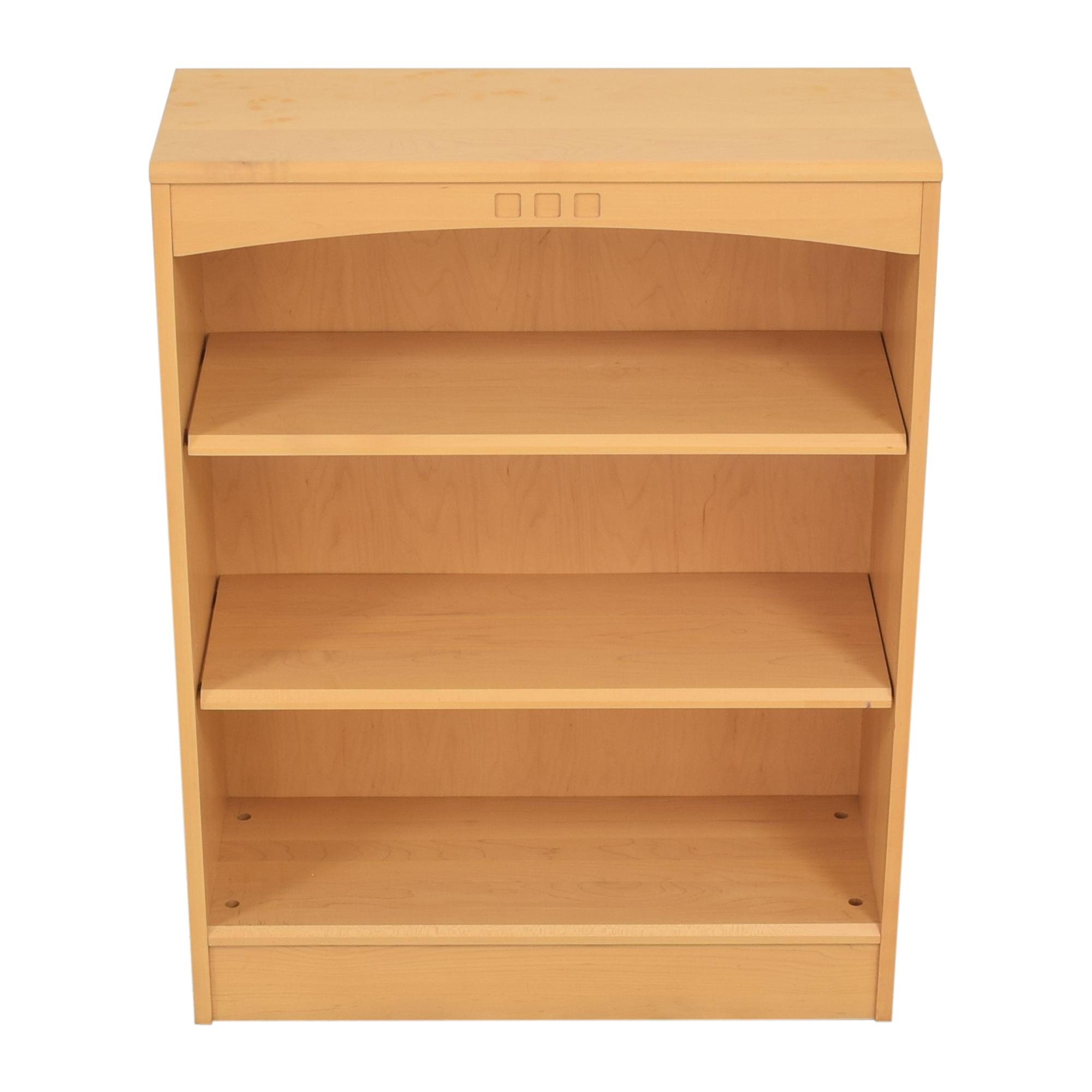 buy Ethan Allen American Dimensions Bookshelf Ethan Allen Bookcases & Shelving