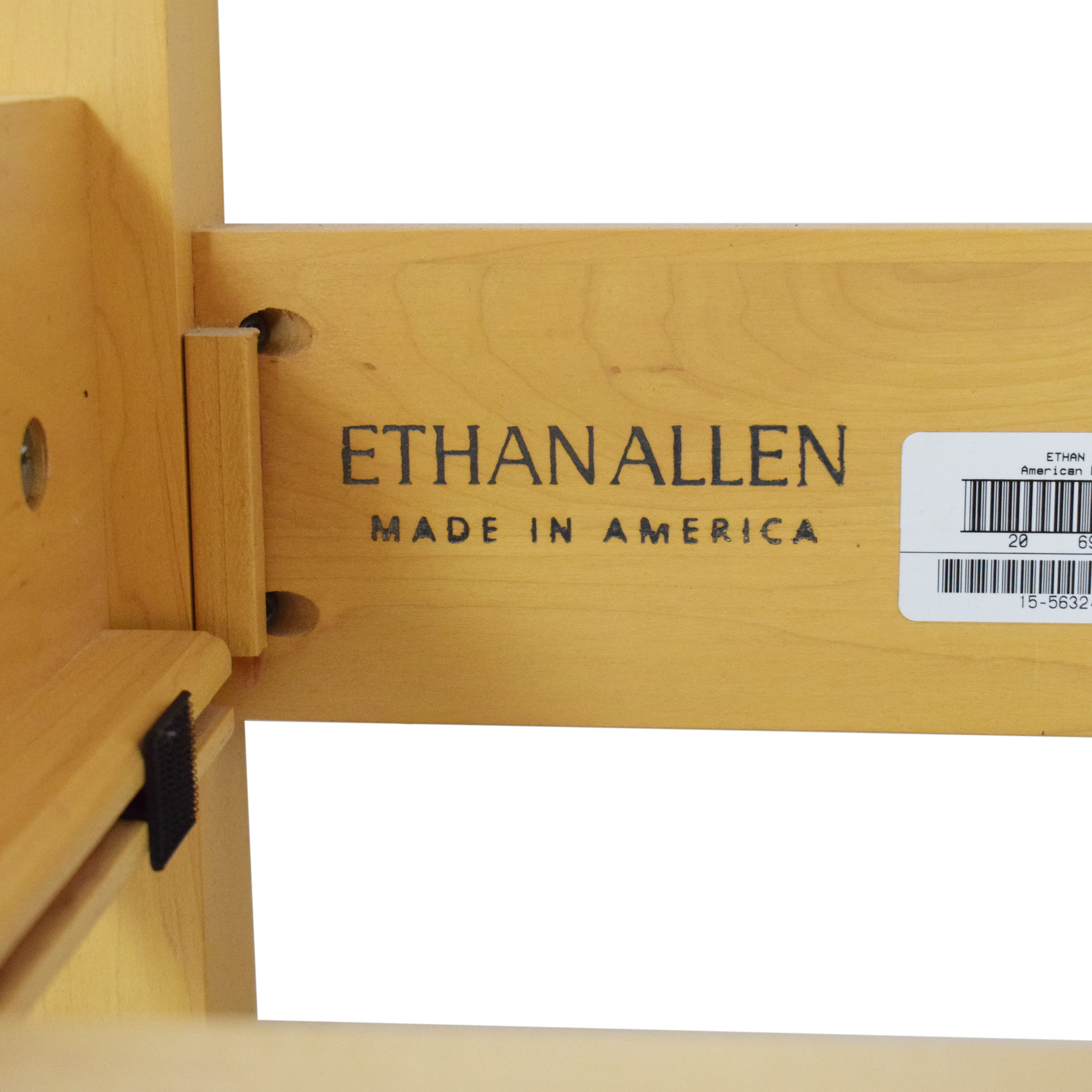 Ethan Allen American Dimensions Full Bed Ethan Allen