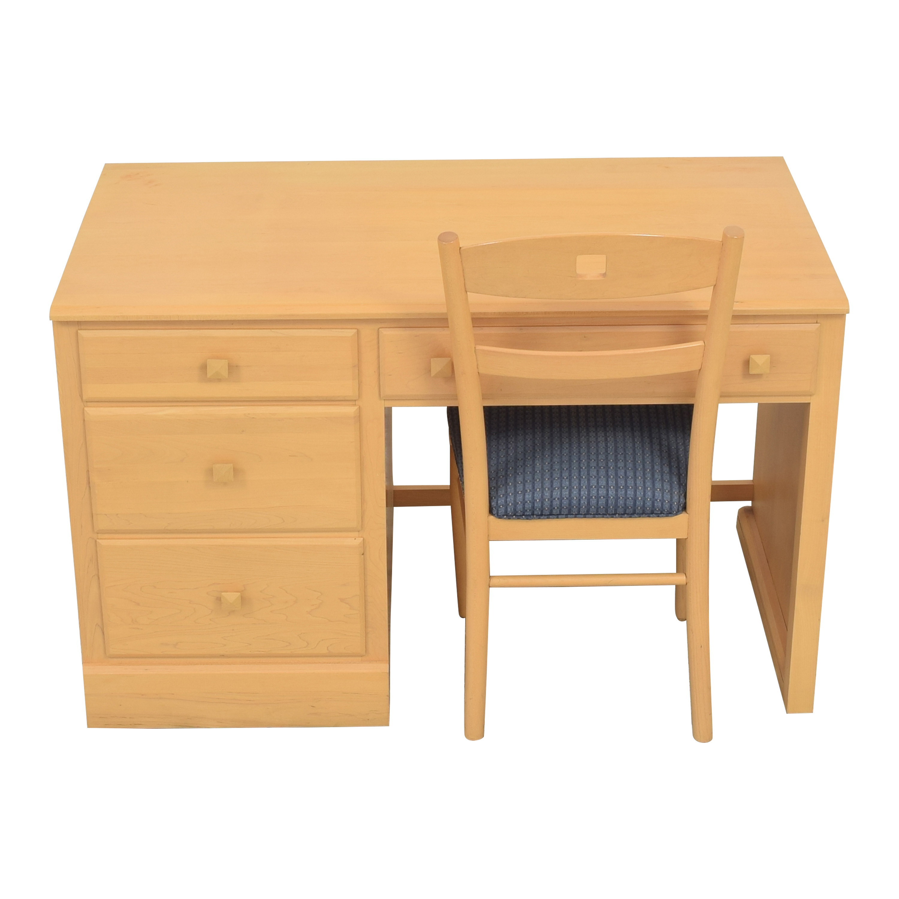 Ethan Allen Ethan Allen American Dimensions Desk and Chair coupon