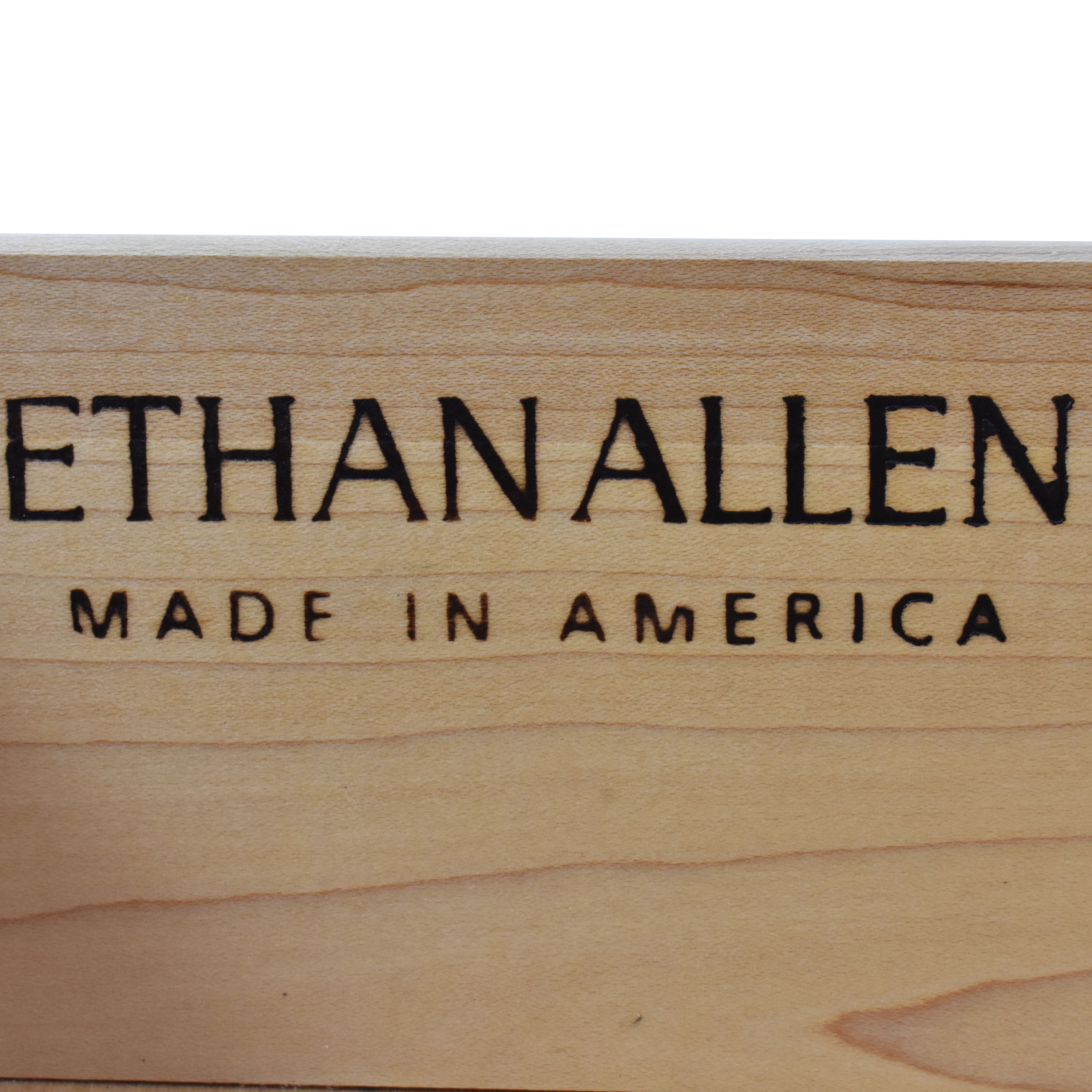Ethan Allen American Dimensions Desk and Chair / Home Office Desks