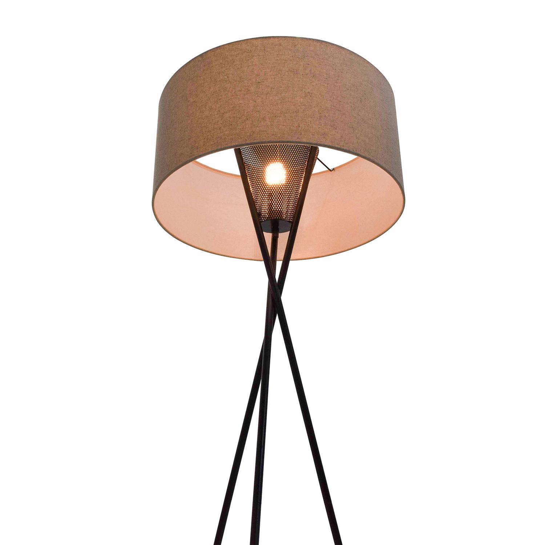 Pottery Barn Jolie Lamp: Pottery Barn Pottery Barn Tripod Standing Lamp