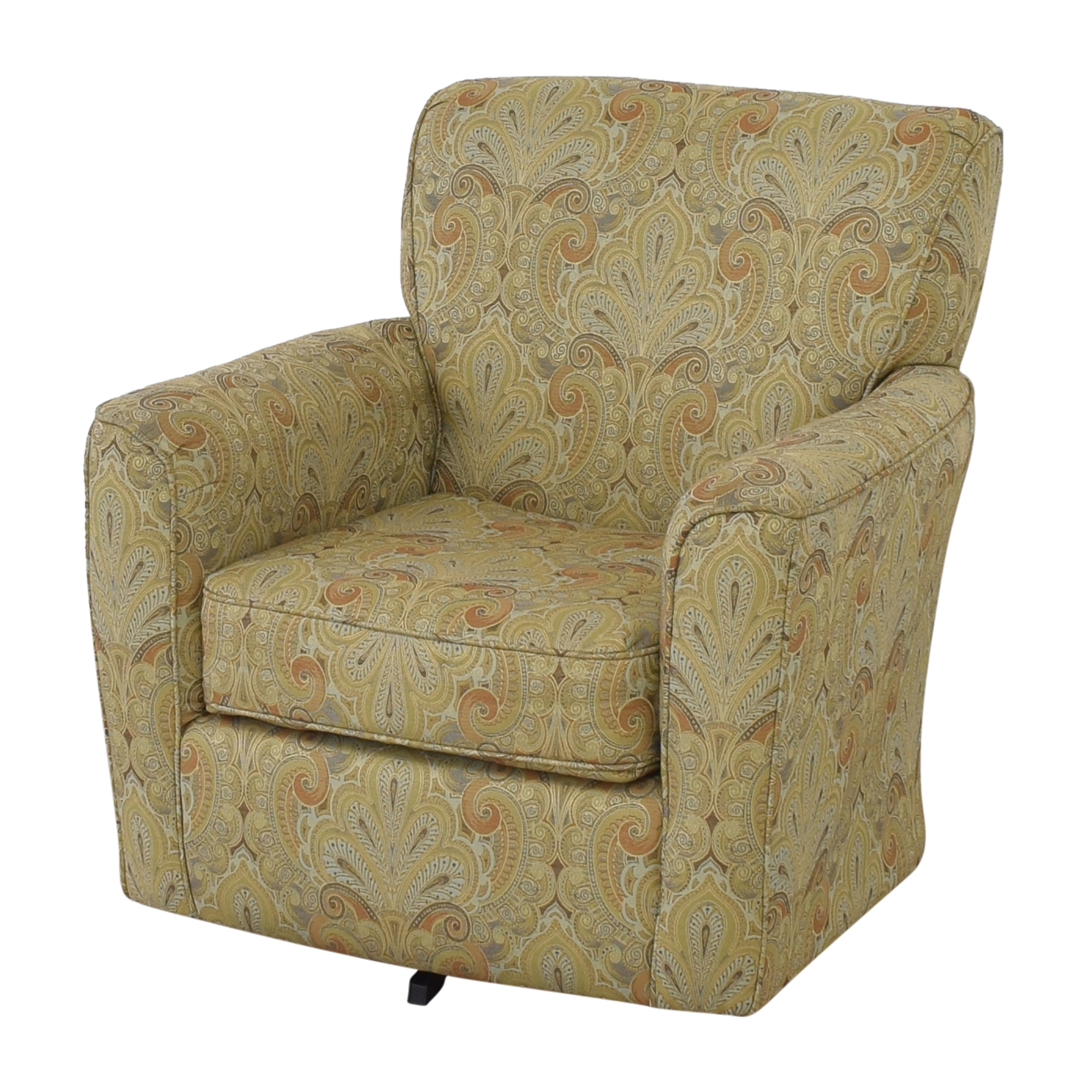 buy Raymour & Flanigan Swivel Chair Raymour & Flanigan Accent Chairs