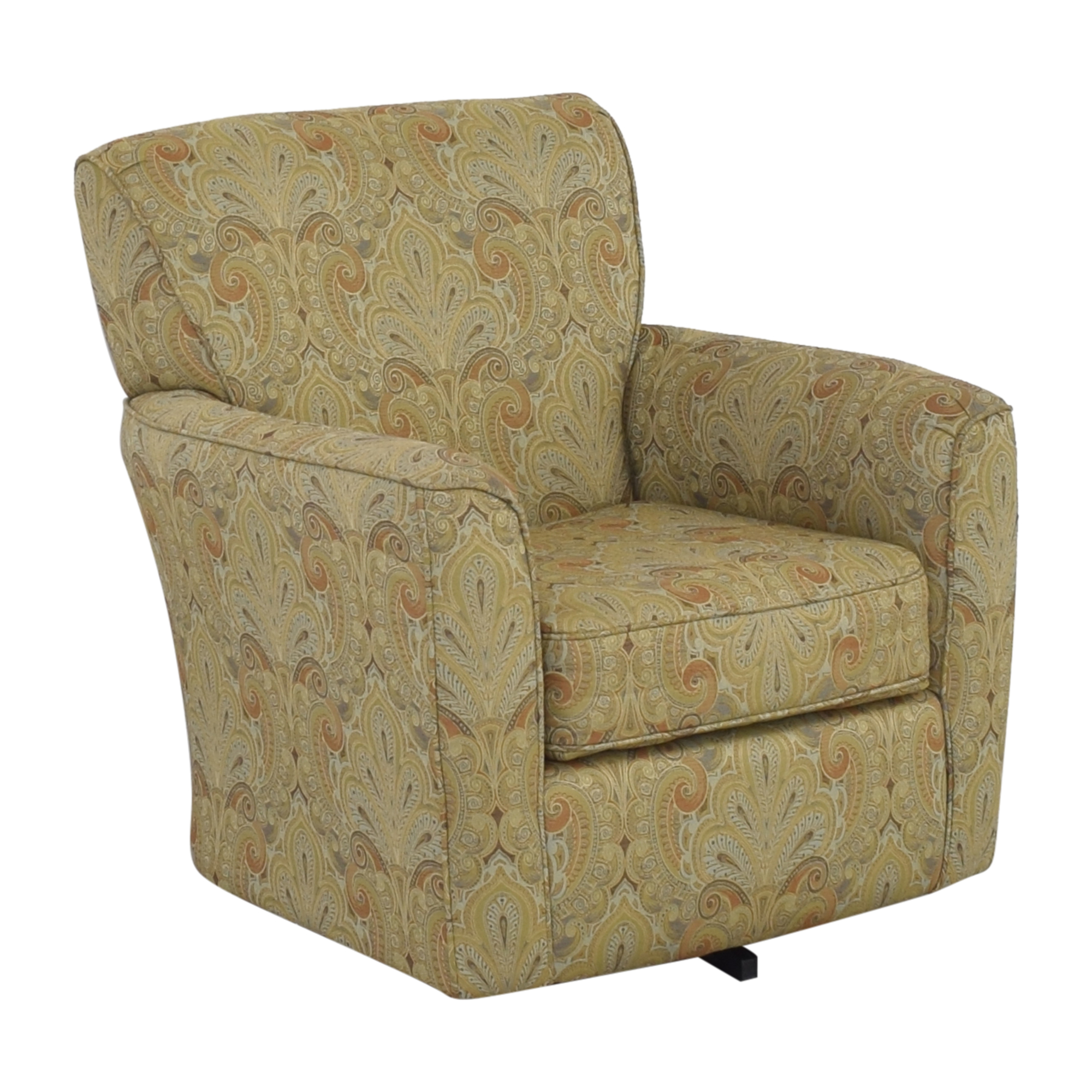 Raymour & Flanigan Raymour & Flanigan Swivel Chair discount