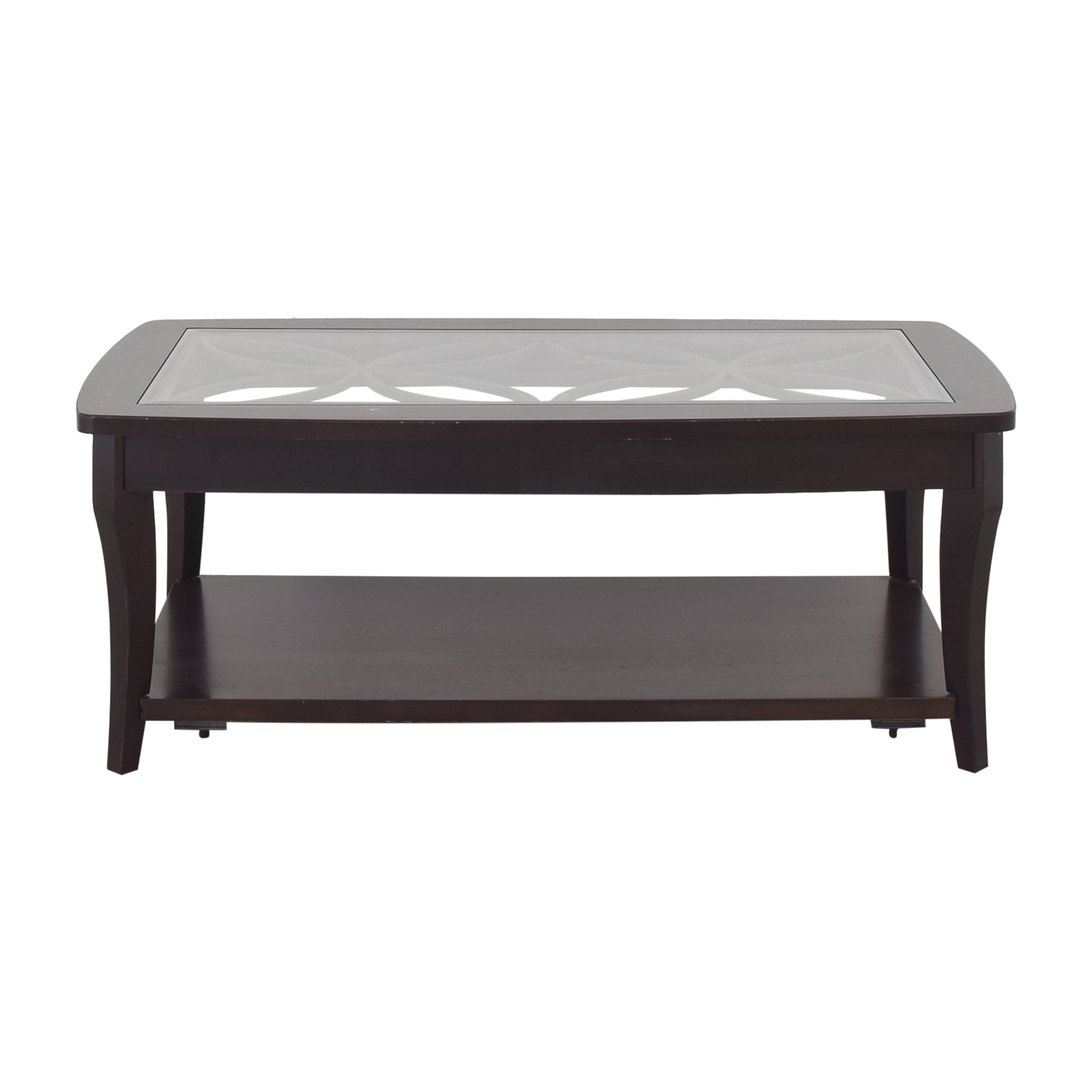 Raymour & Flanigan Raymour & Flanigan Annandale Coffee Table pa