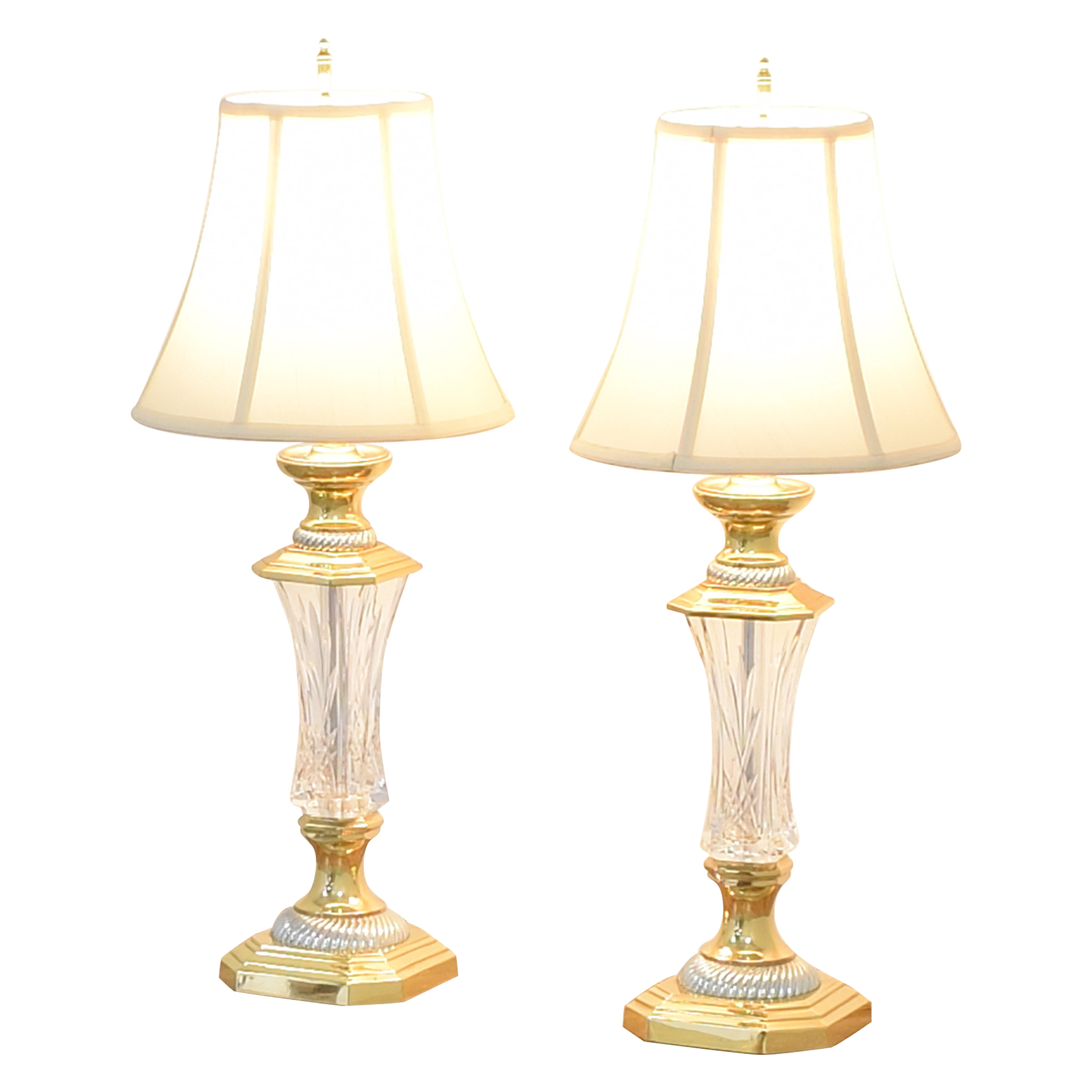 Waterford Waterford Florence Court Table Lamps on sale