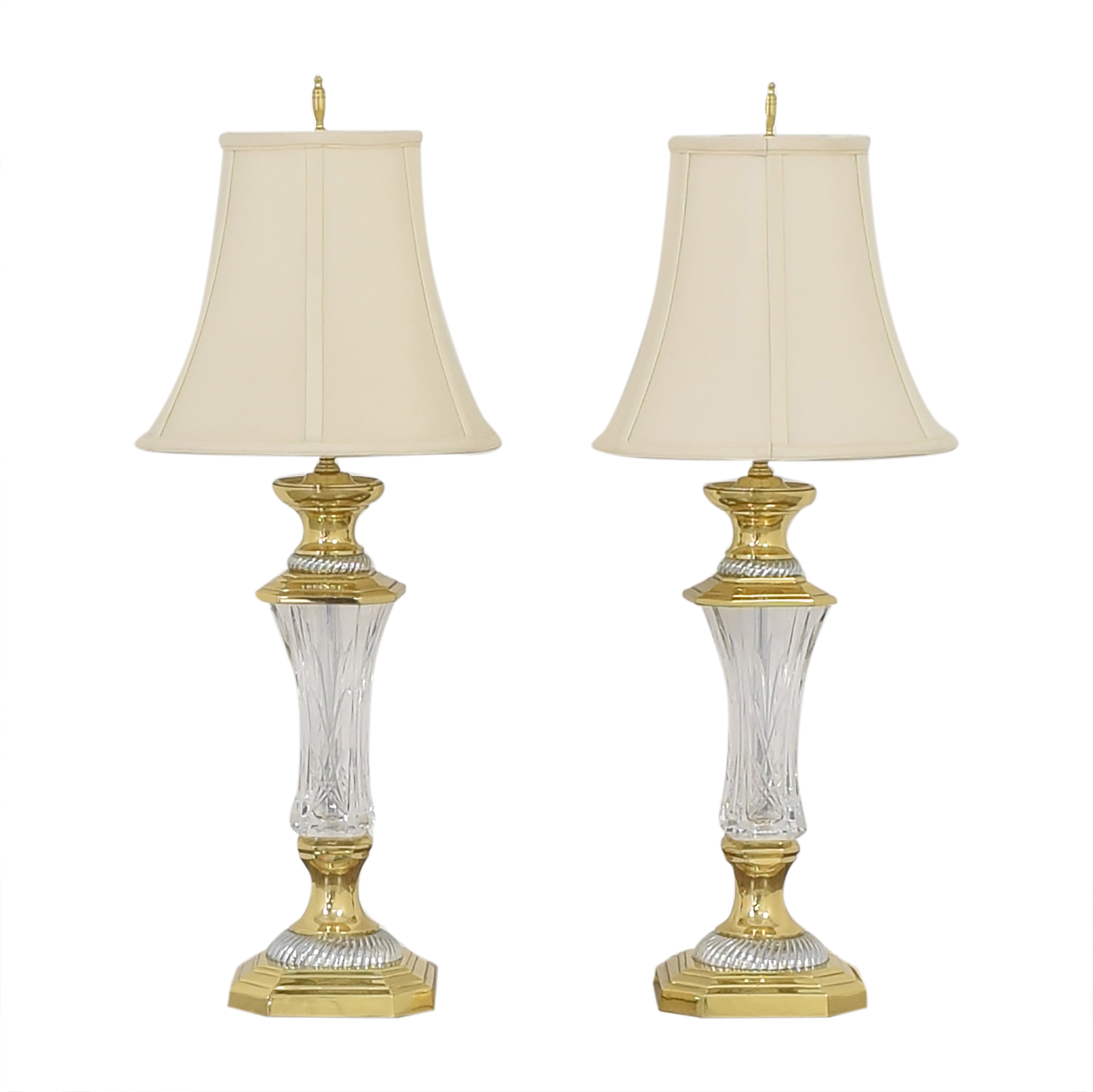 Waterford Waterford Florence Court Table Lamps for sale
