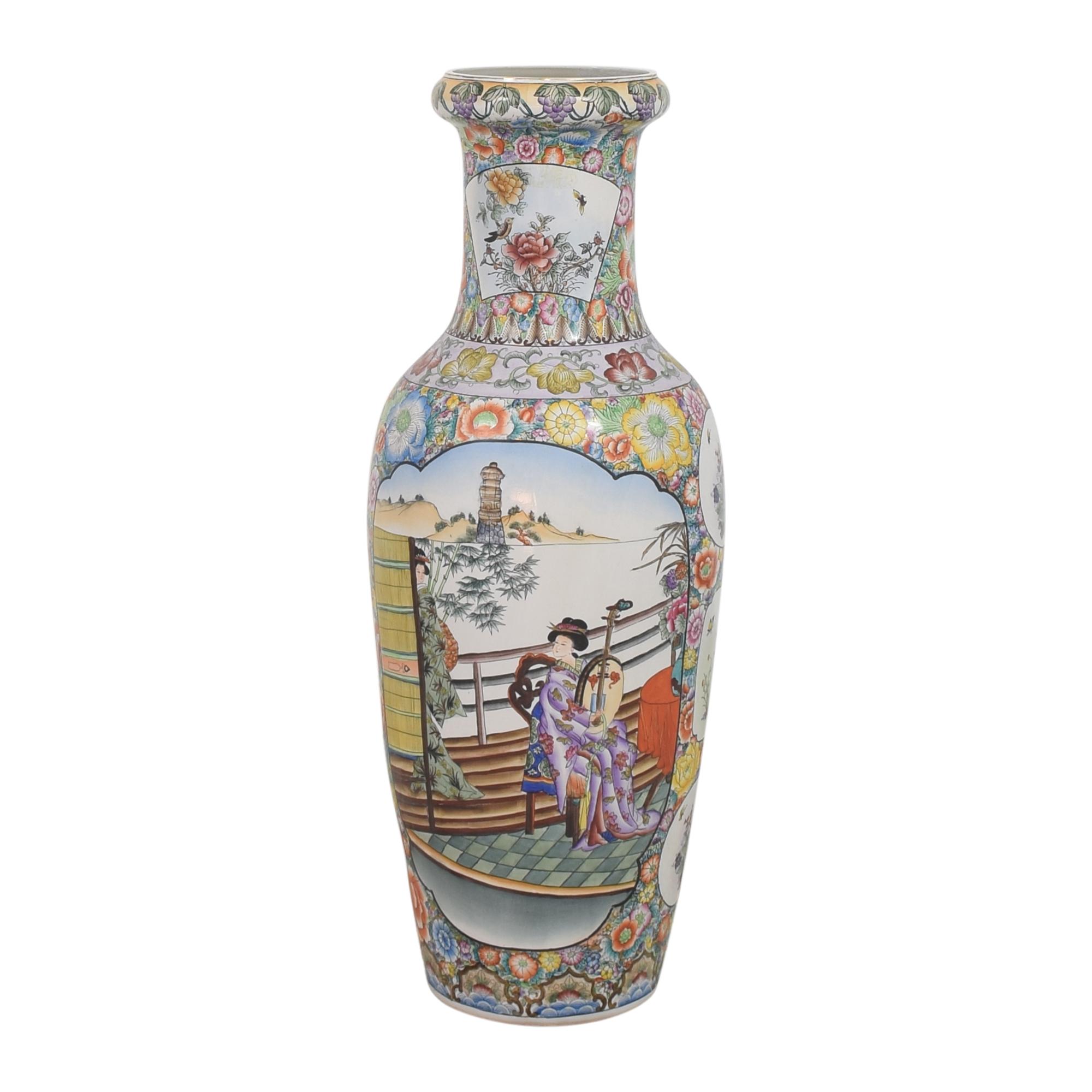 buy Japanese Style Decorative Vase  Decor