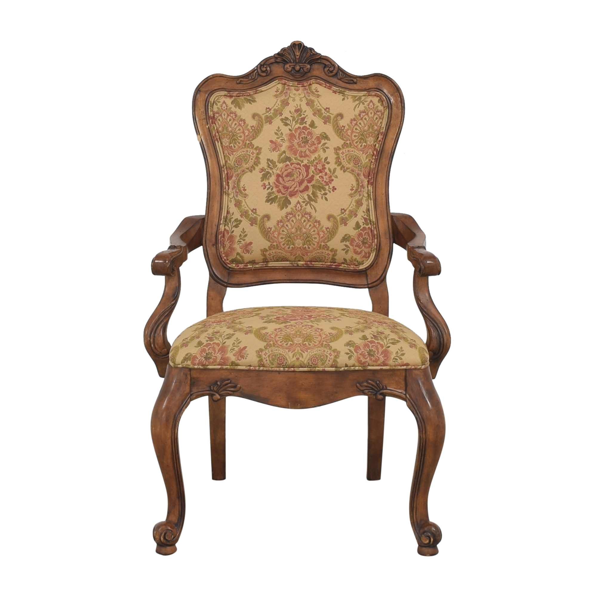 Ethan Allen Ethan Allen Country French Style Armchair nyc