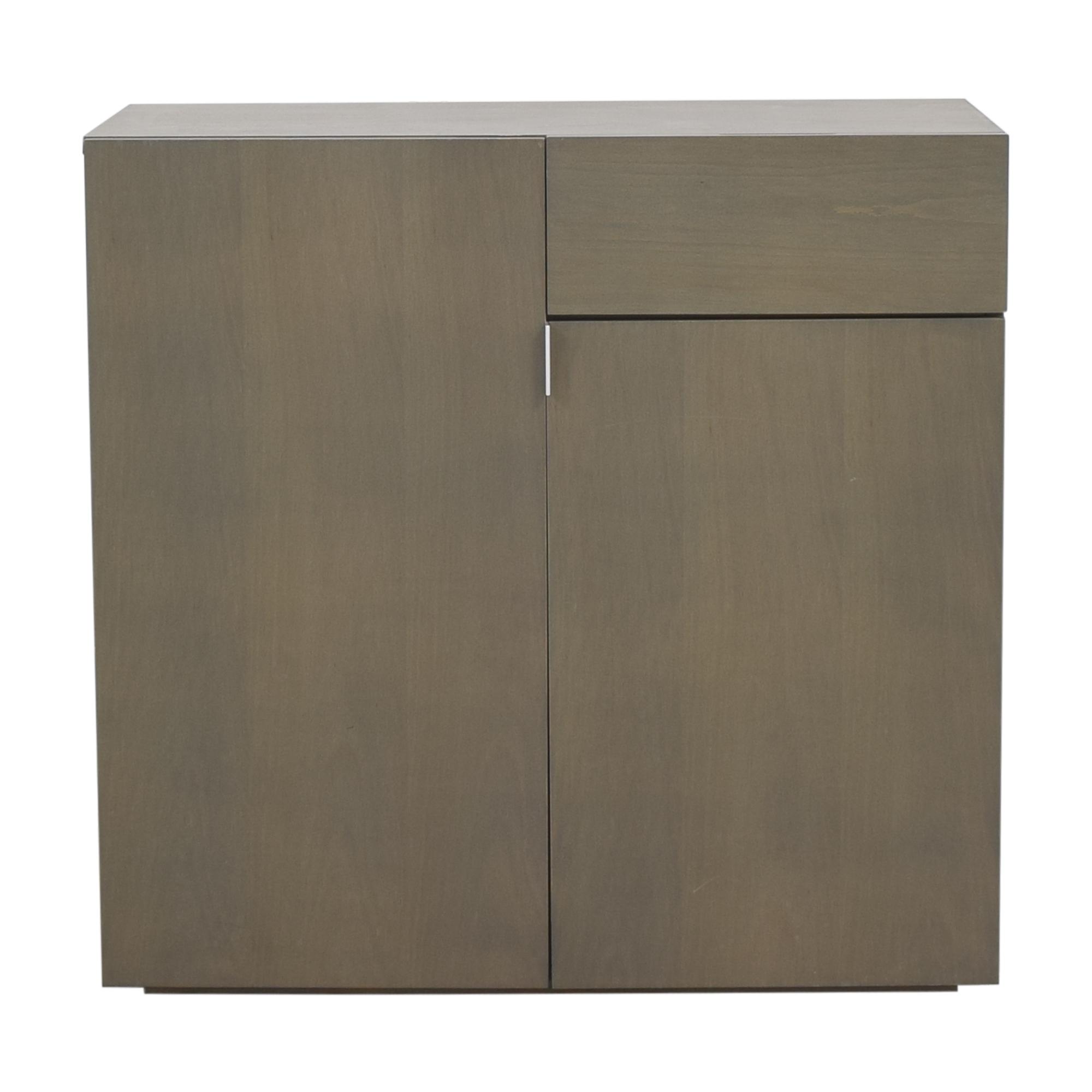 buy CB2 Swig Minibar CB2 Cabinets & Sideboards