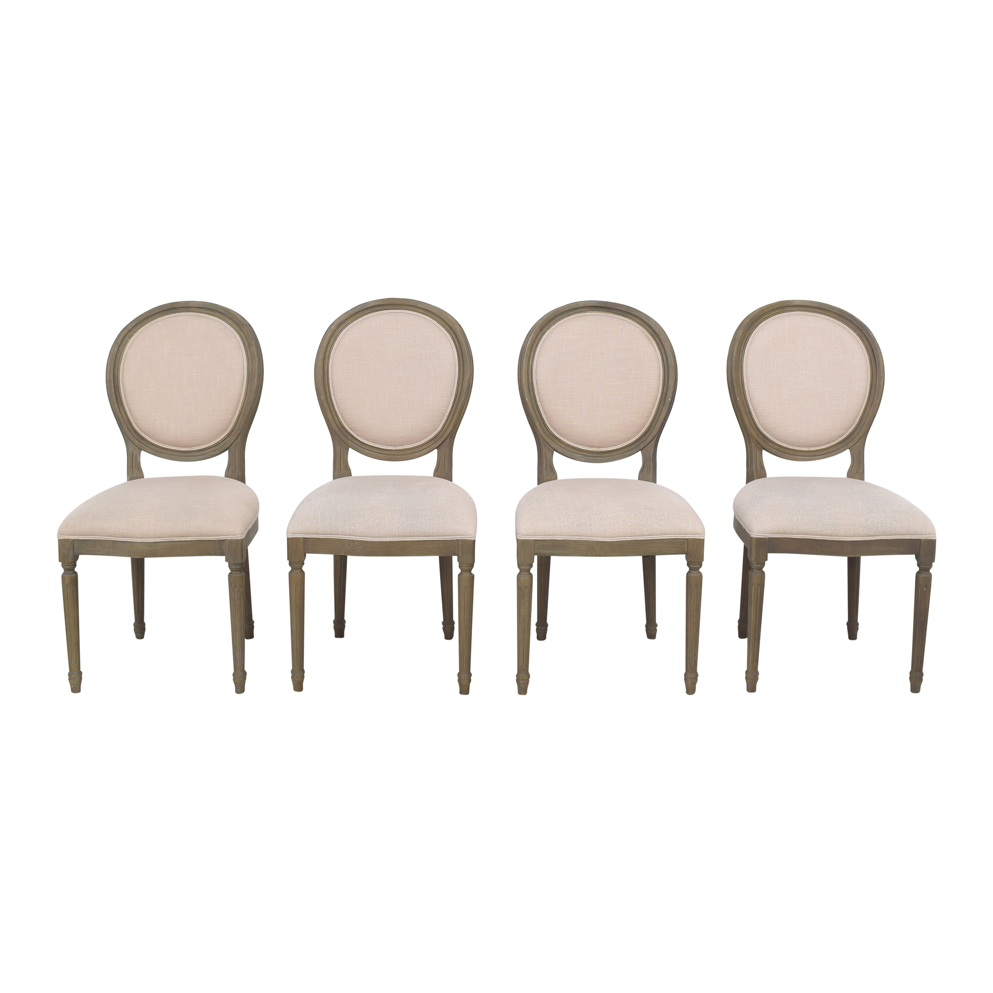 Macy's Macy's Tristan Dining Chairs dimensions