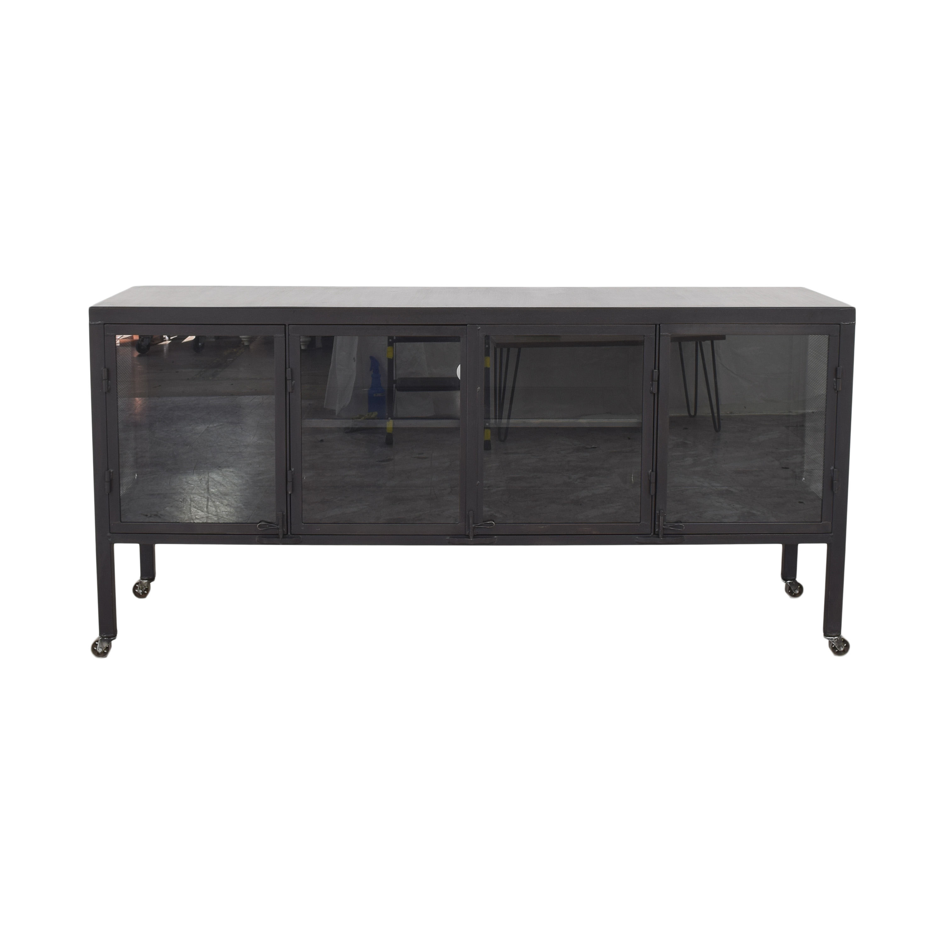 Media Storage Console for sale