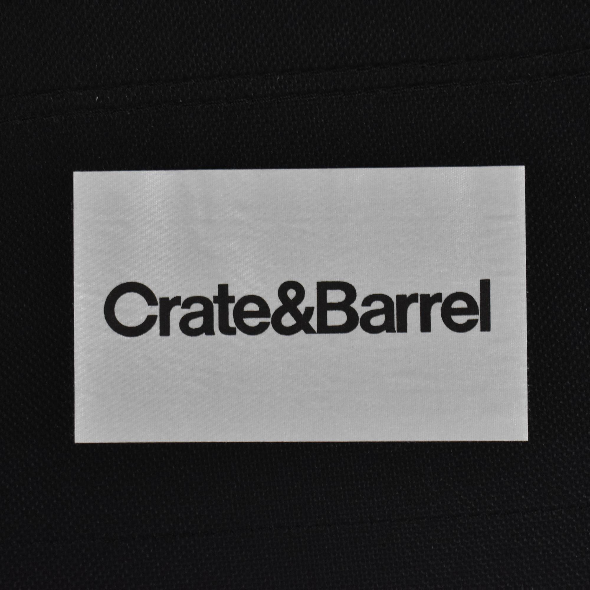 shop Crate & Barrel Twin Sleeper Sofa Crate & Barrel Sofa Beds