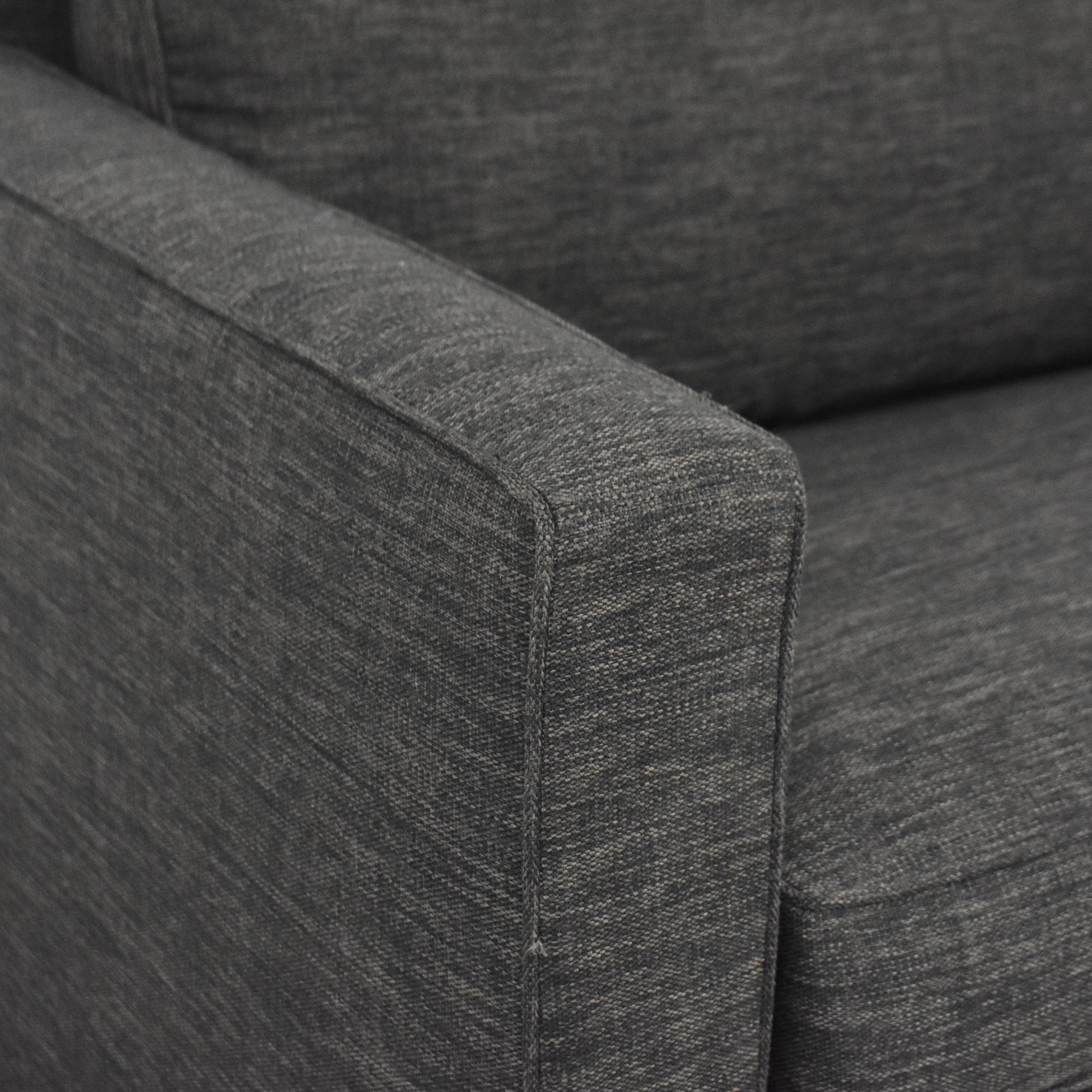 shop Crate & Barrel Crate & Barrel Twin Sleeper Sofa online