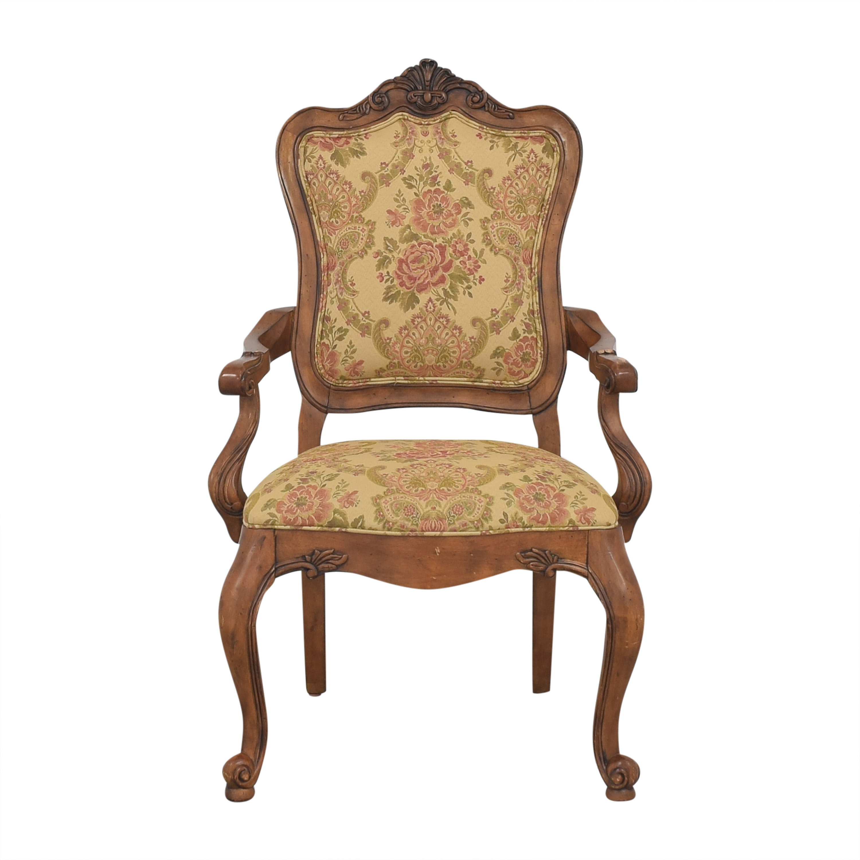 Ethan Allen Country French Style Armchair / Accent Chairs