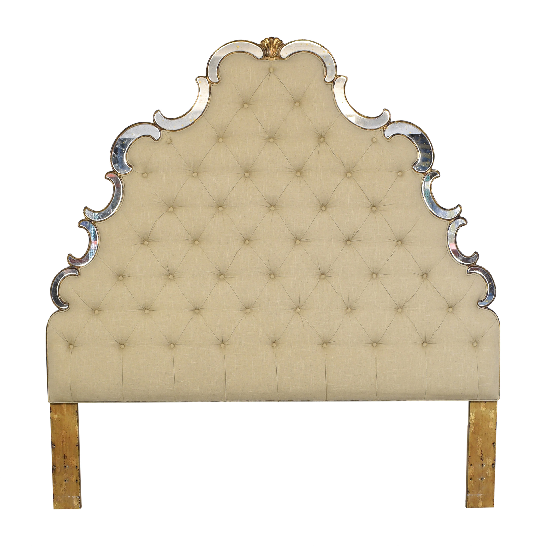 Hooker Furniture Sanctuary King Upholstered Panel Headboard Hooker Furniture