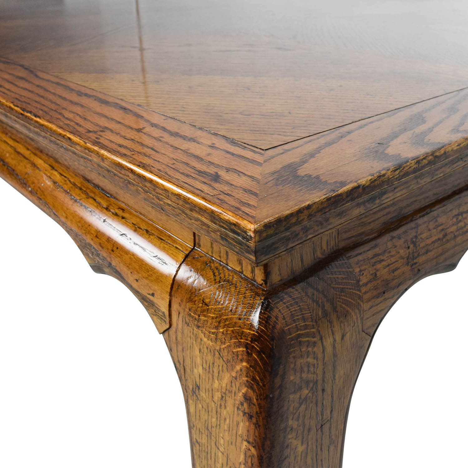 buy Antique Style Brown Wood Dining Room Table Dinner Tables