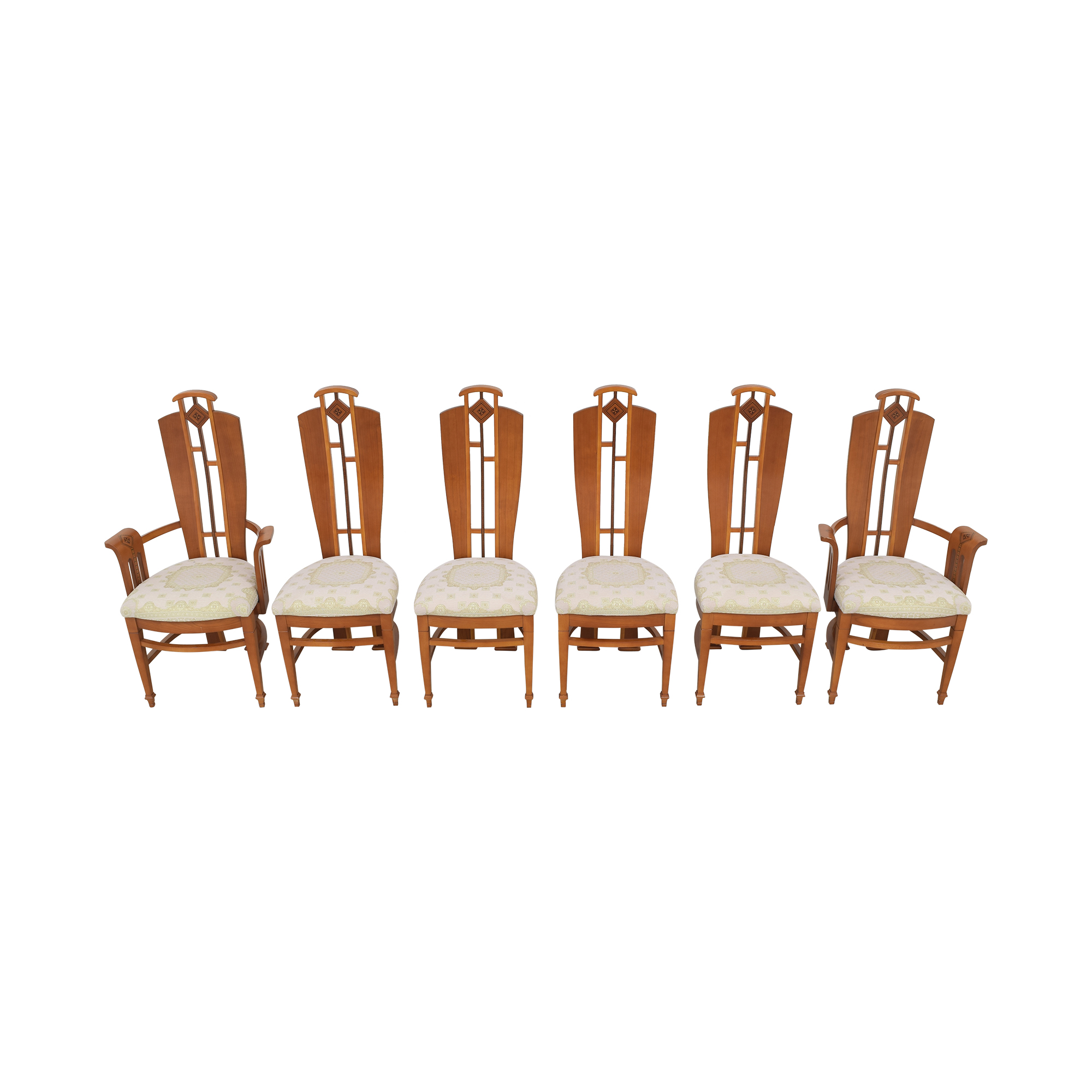 World Of Decor Dining Chairs second hand