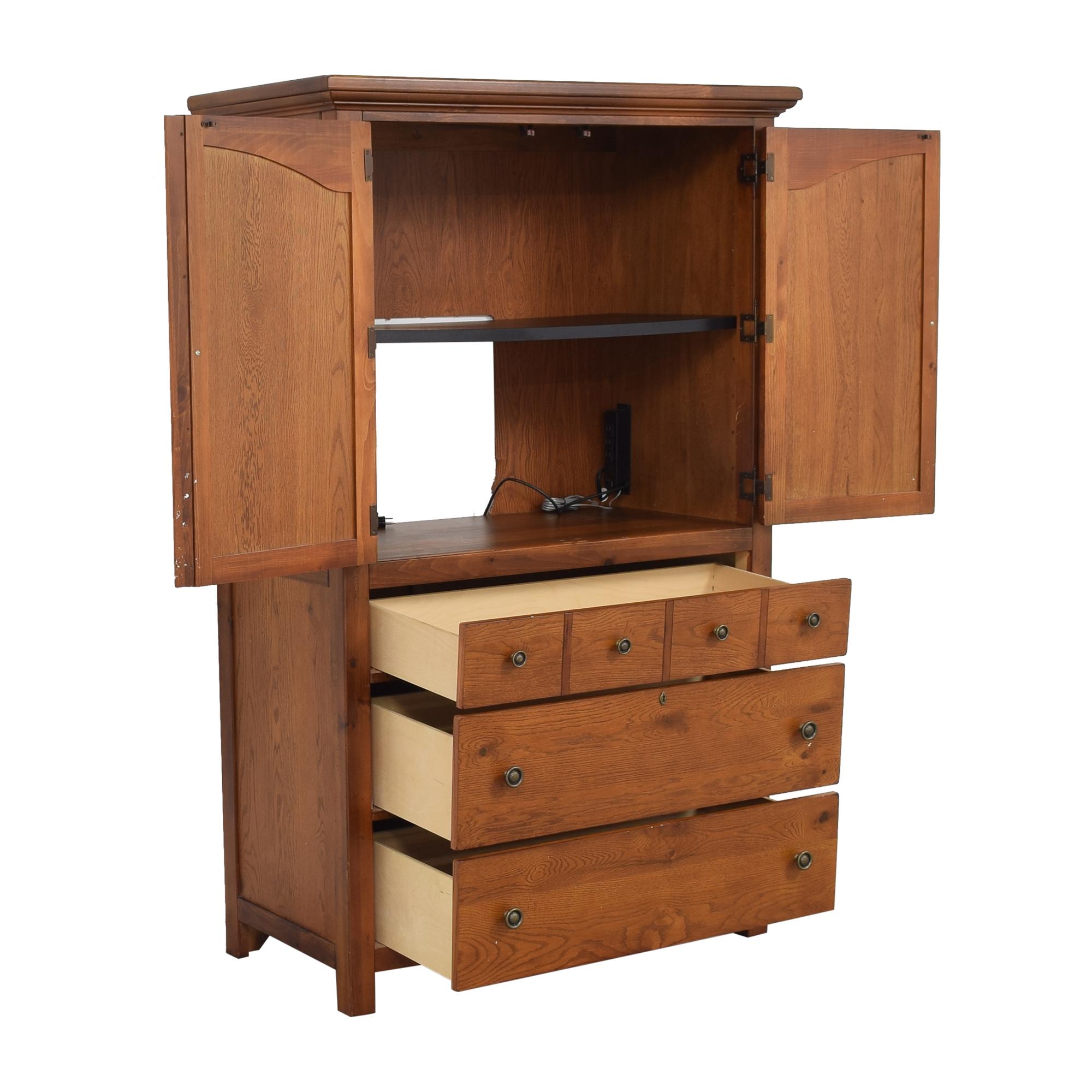 buy Webb Furniture Media Armoire Webb Furniture Storage